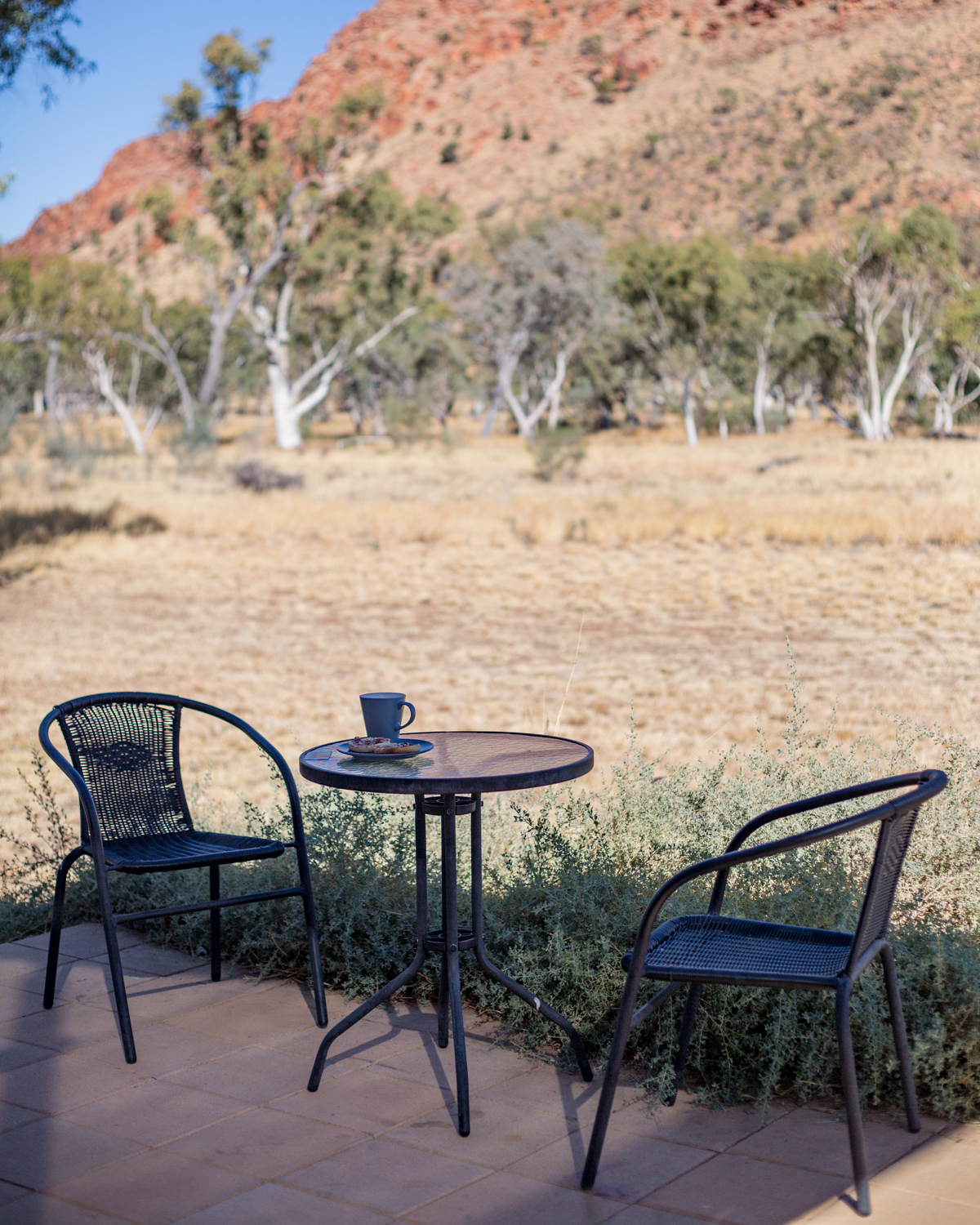 Alice springs accommodation - Squeaky Windmill Boutique Tent B & B