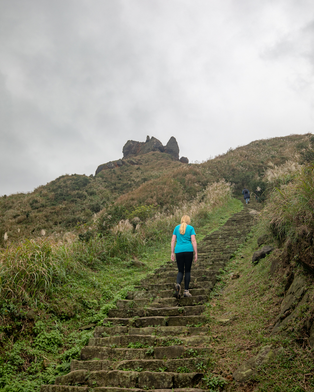 Taiwan Itinerary 7 days - Teapot Mountain in Jiufen