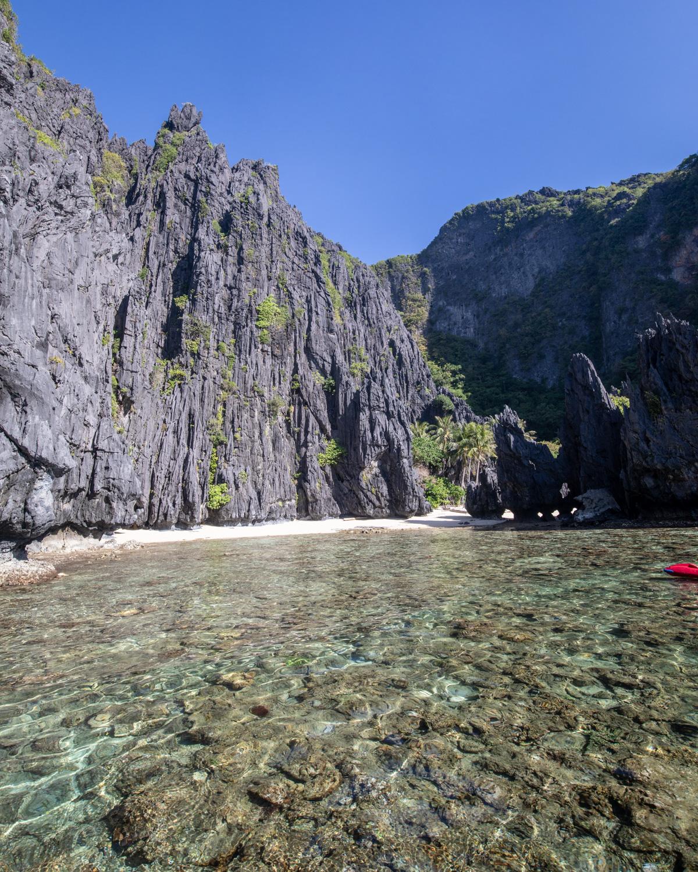 Secret Lagoon - El Nido Palawan