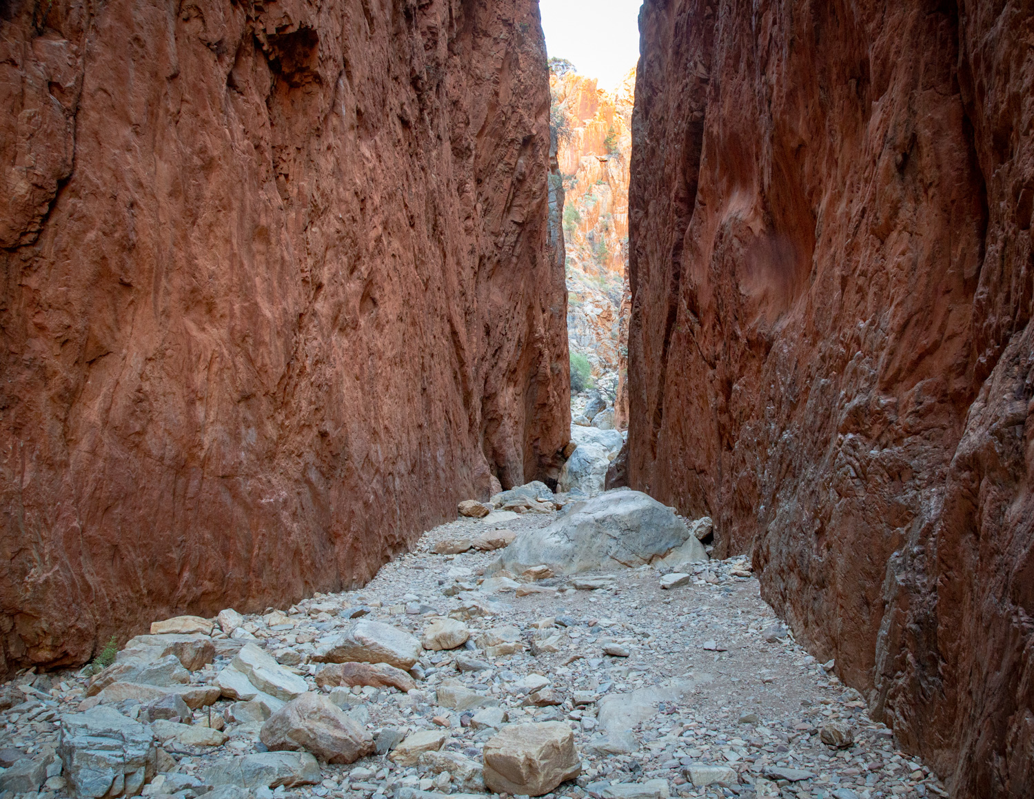 Standley Chasm in the West McDonnell Ranges