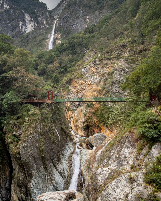 Baiyang Trail in Taroko Gorge - 7 day Taiwan Itinerary