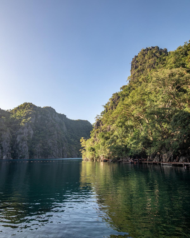 Peace & tranquility at Kayangan Lake