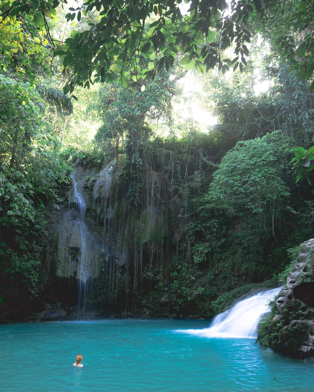 PIcture perfect Cambais Falls