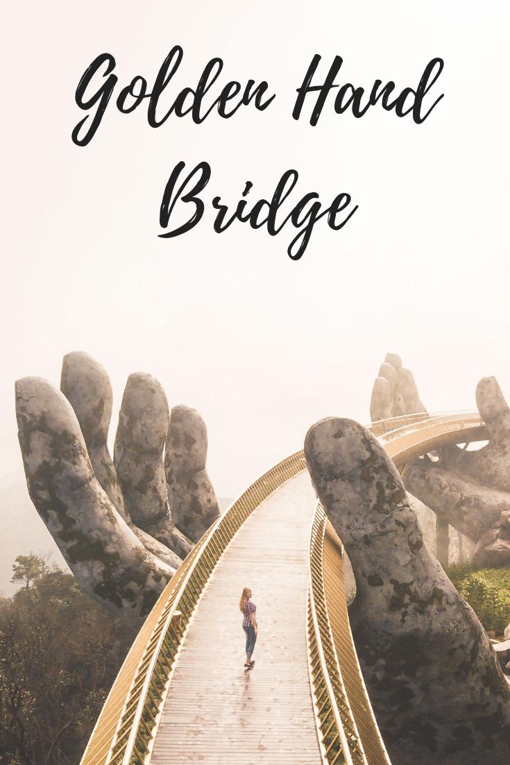 Golden Bridge - Ba Na Hills