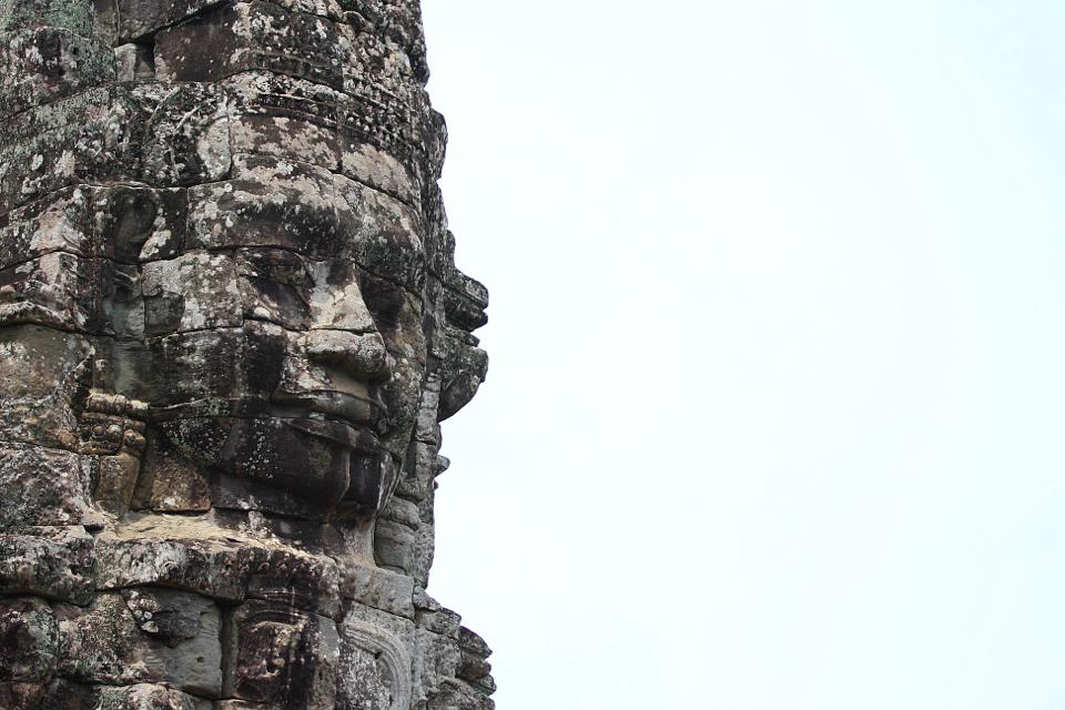 Bayon - Best things to do in Cambodia