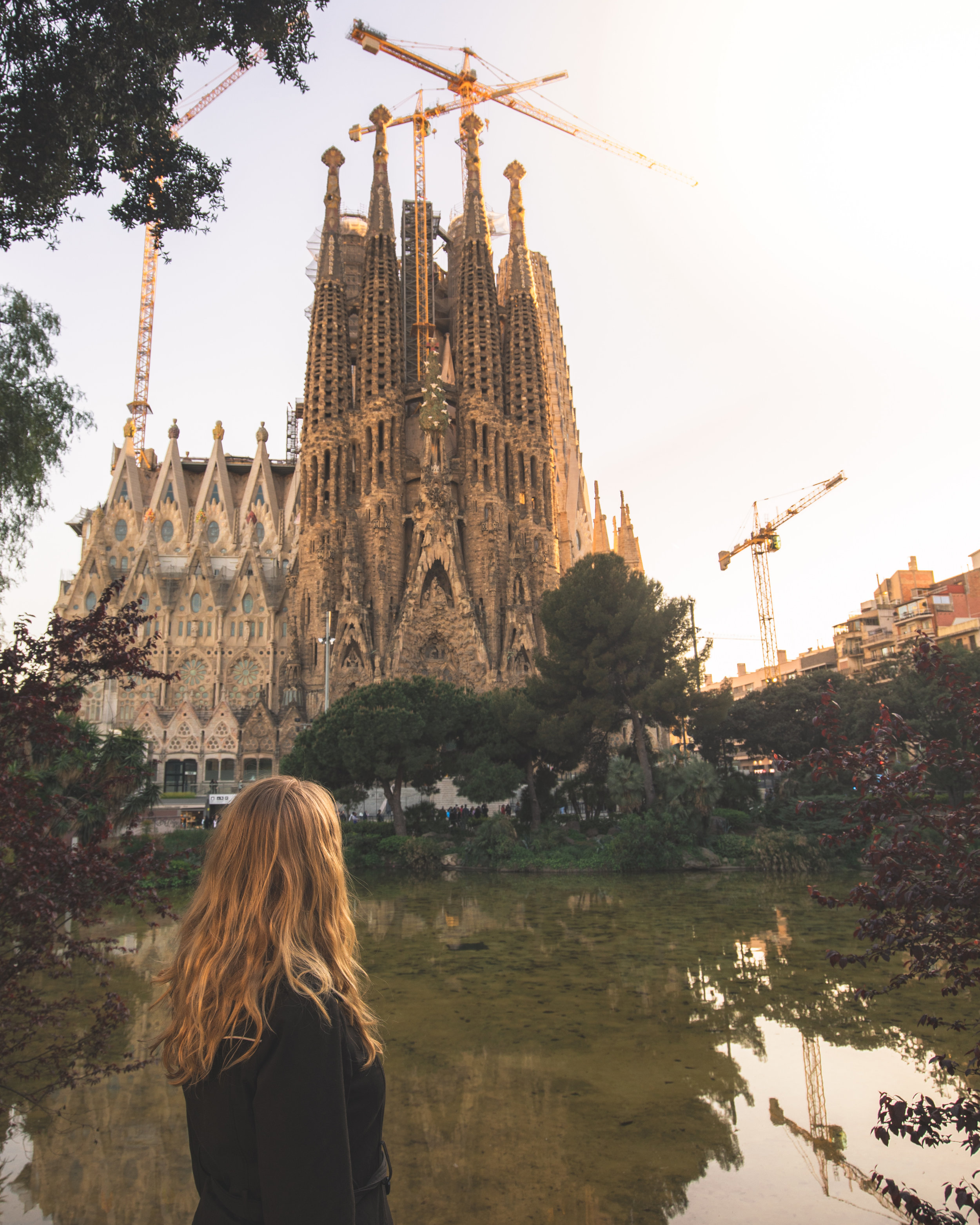 Instagrammable places in Barcelona