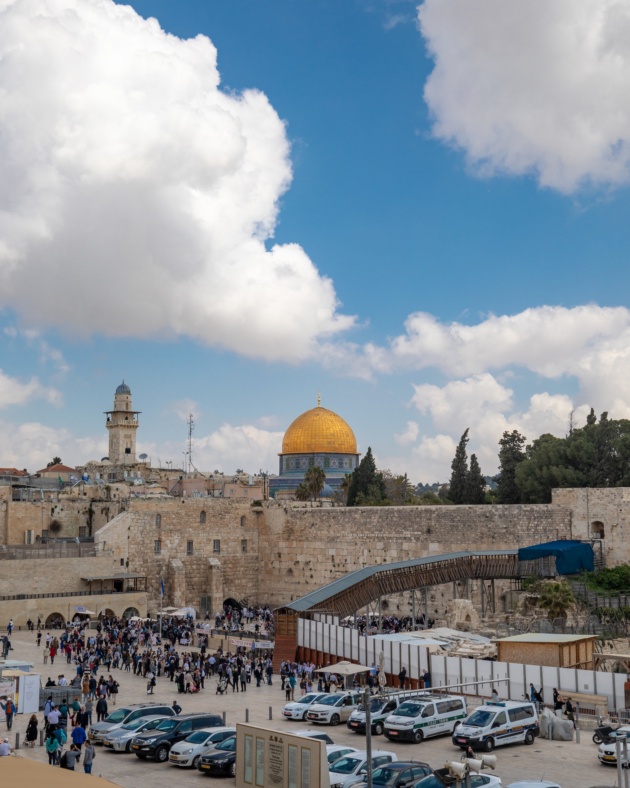 Things to do in Jerusalem - The western wall