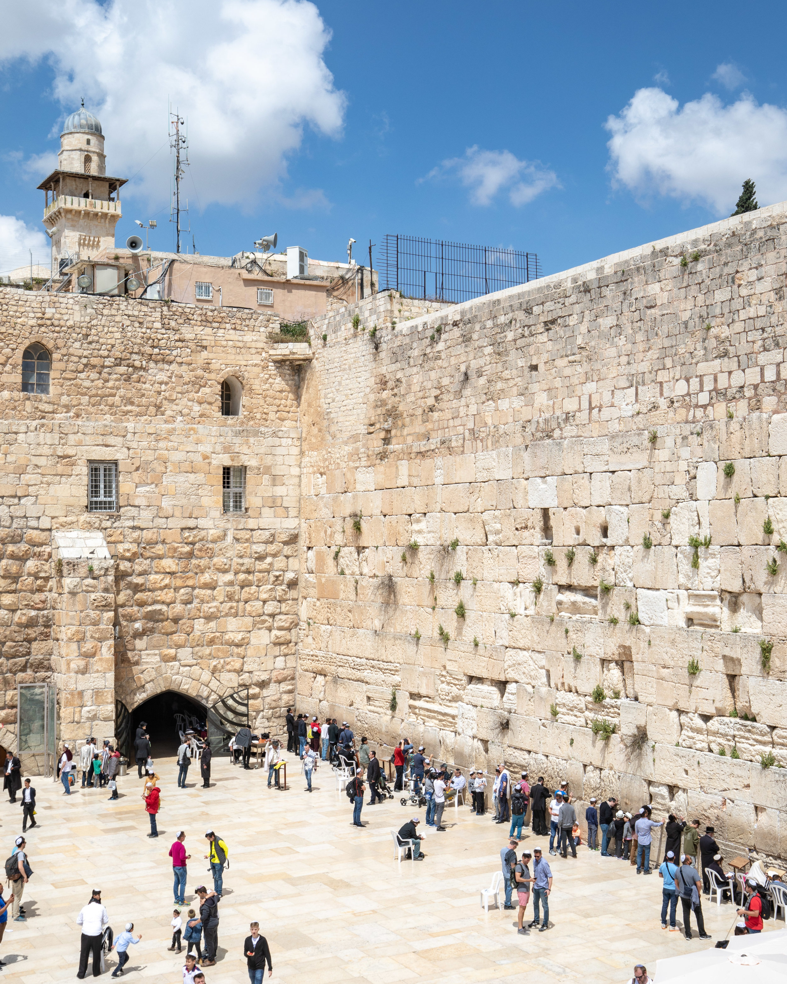 The Wailing Wall - best things to do in Jerusalem