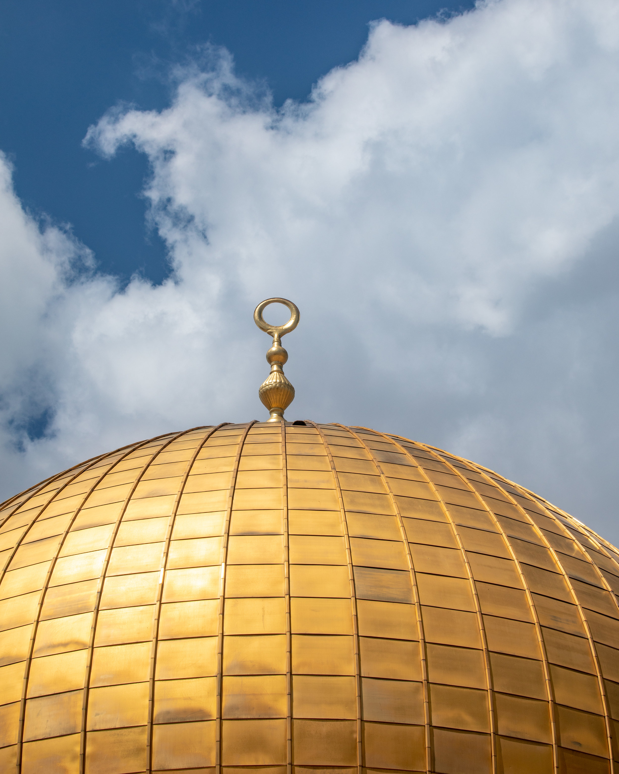 The Temple Mount - Dome of Rock