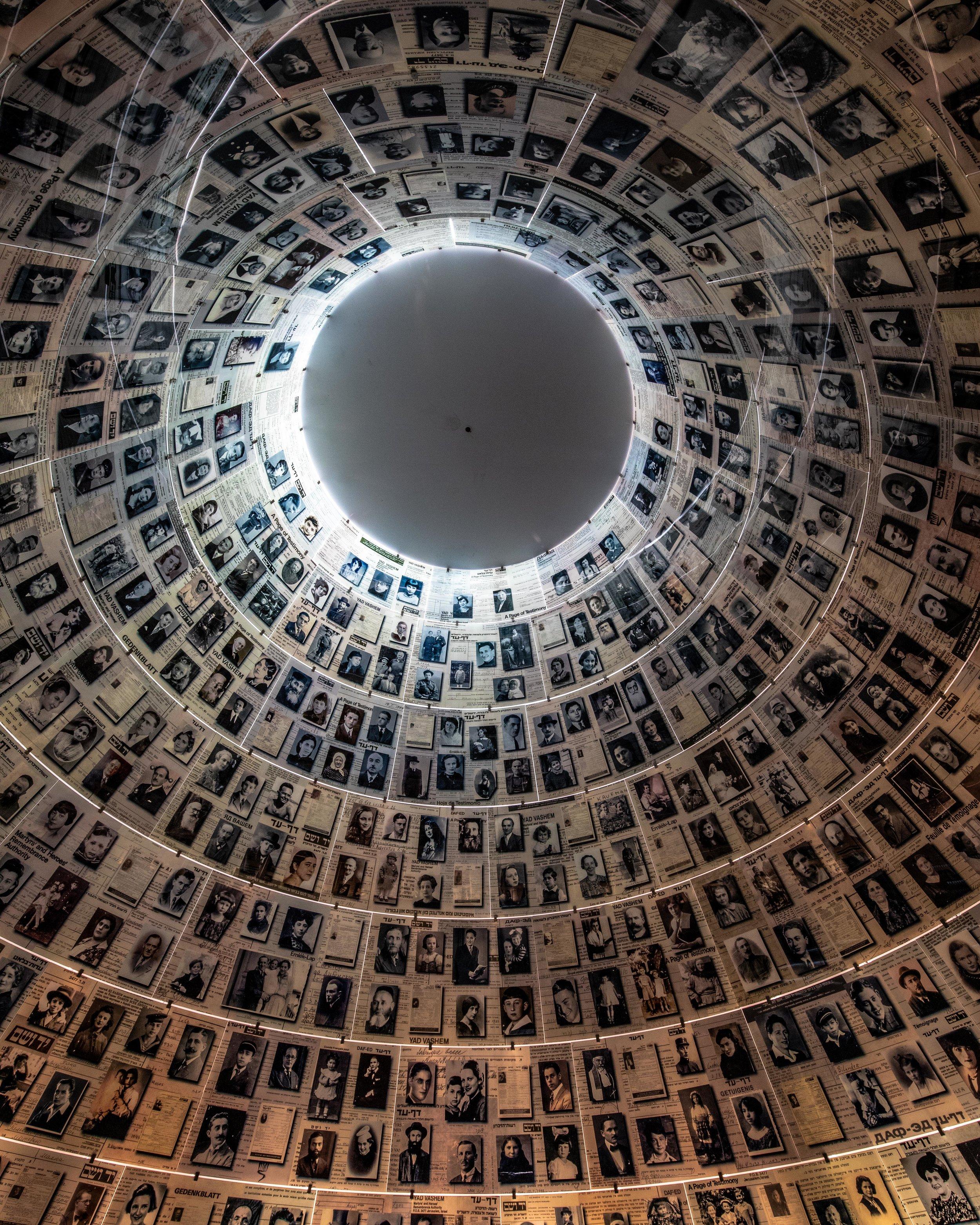 Yad Vashem - the Holocaust Museum in Jerusalem