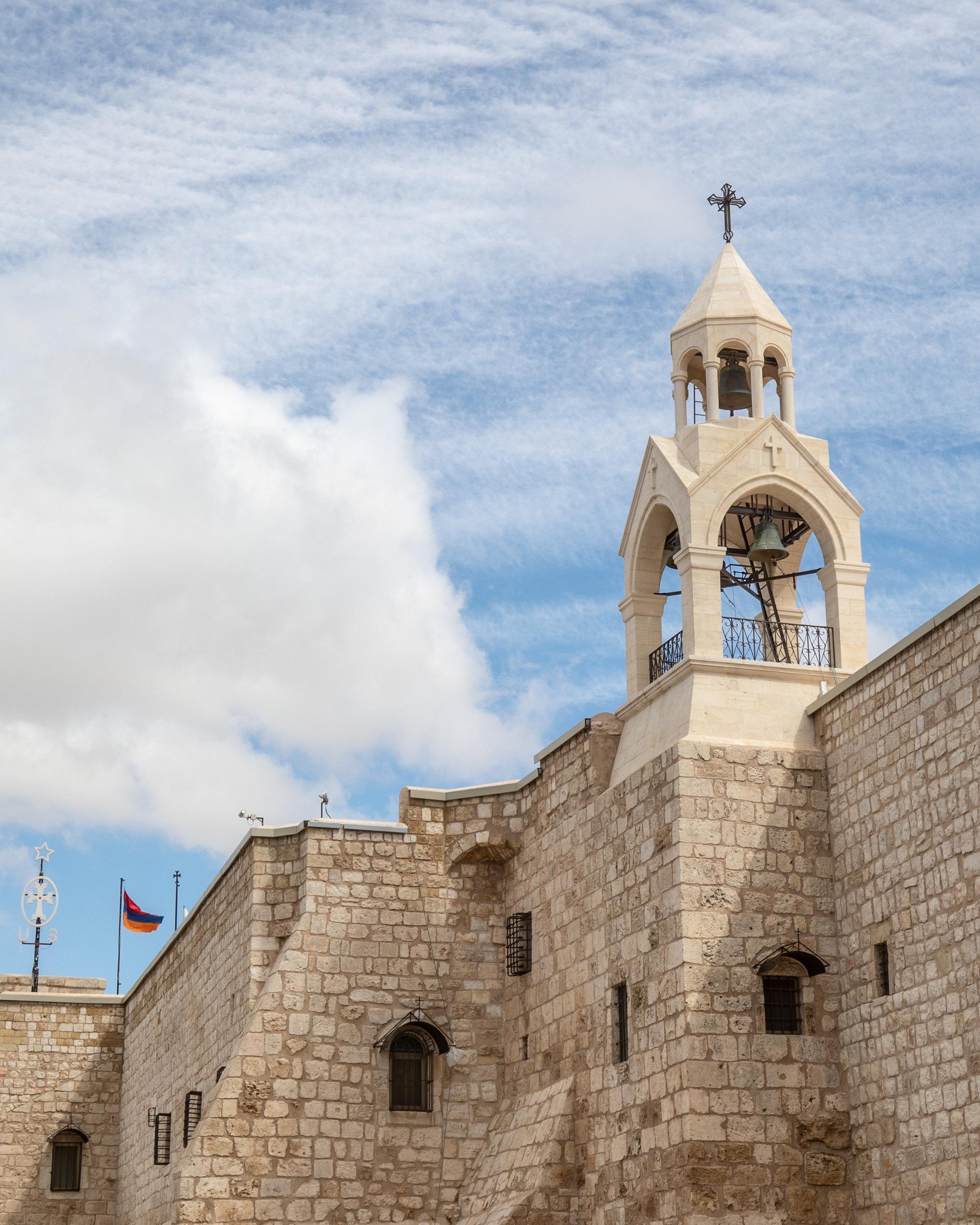 Church of the Nativity - Bethlehem trip from Jerusalem