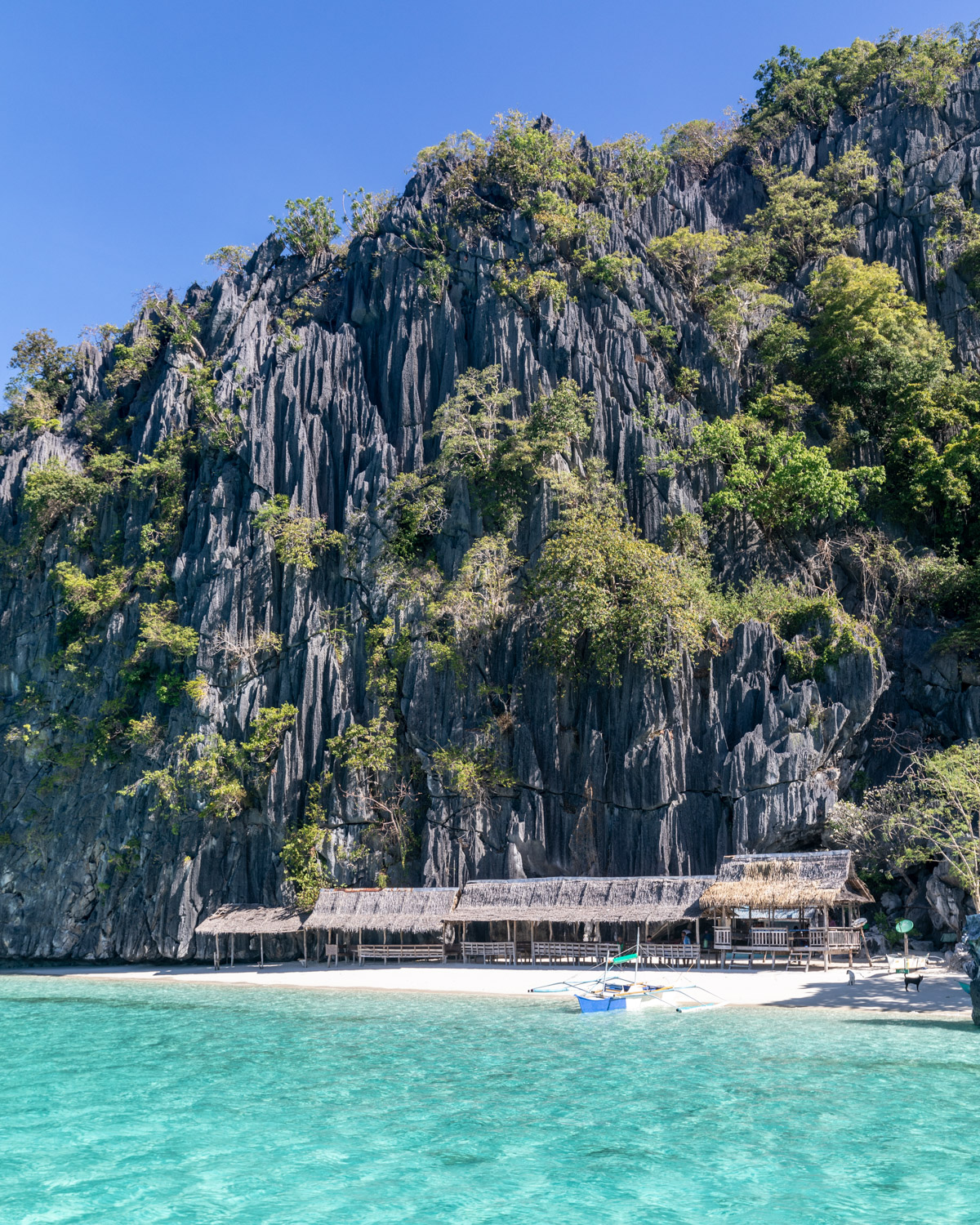 Where to stay in Coron - accommodation on Busuangua