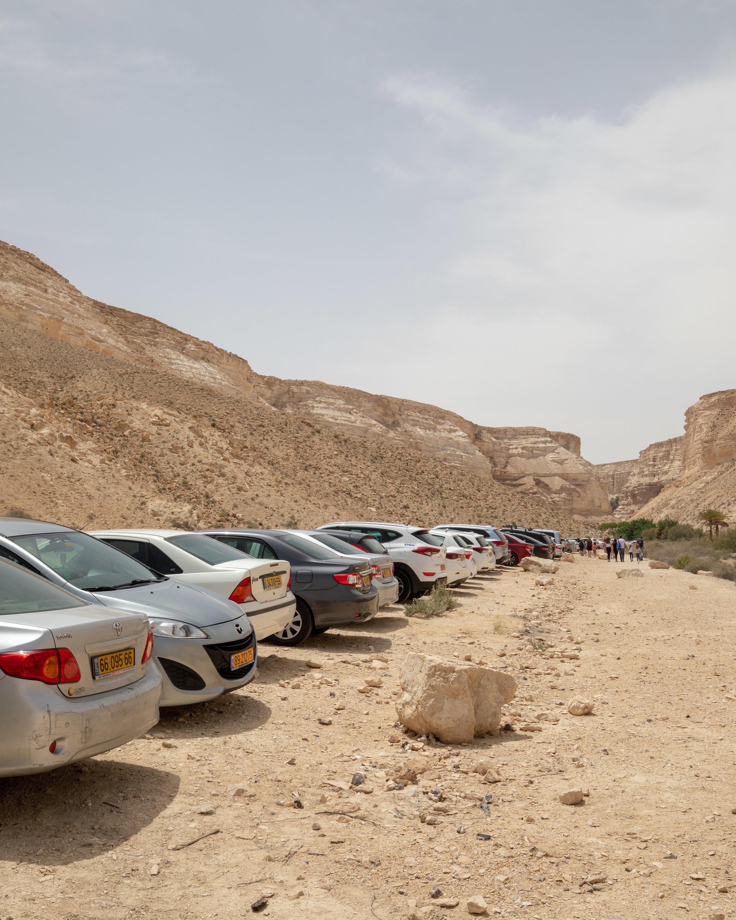 Parking in Israel