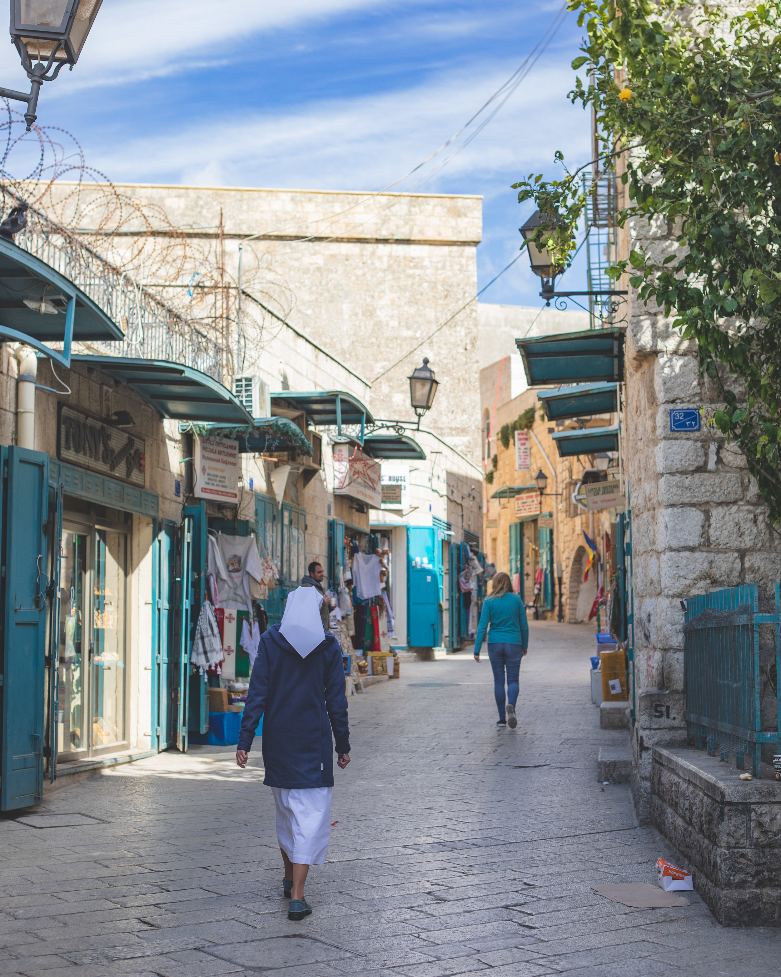 How to visit Bethlehem on your own