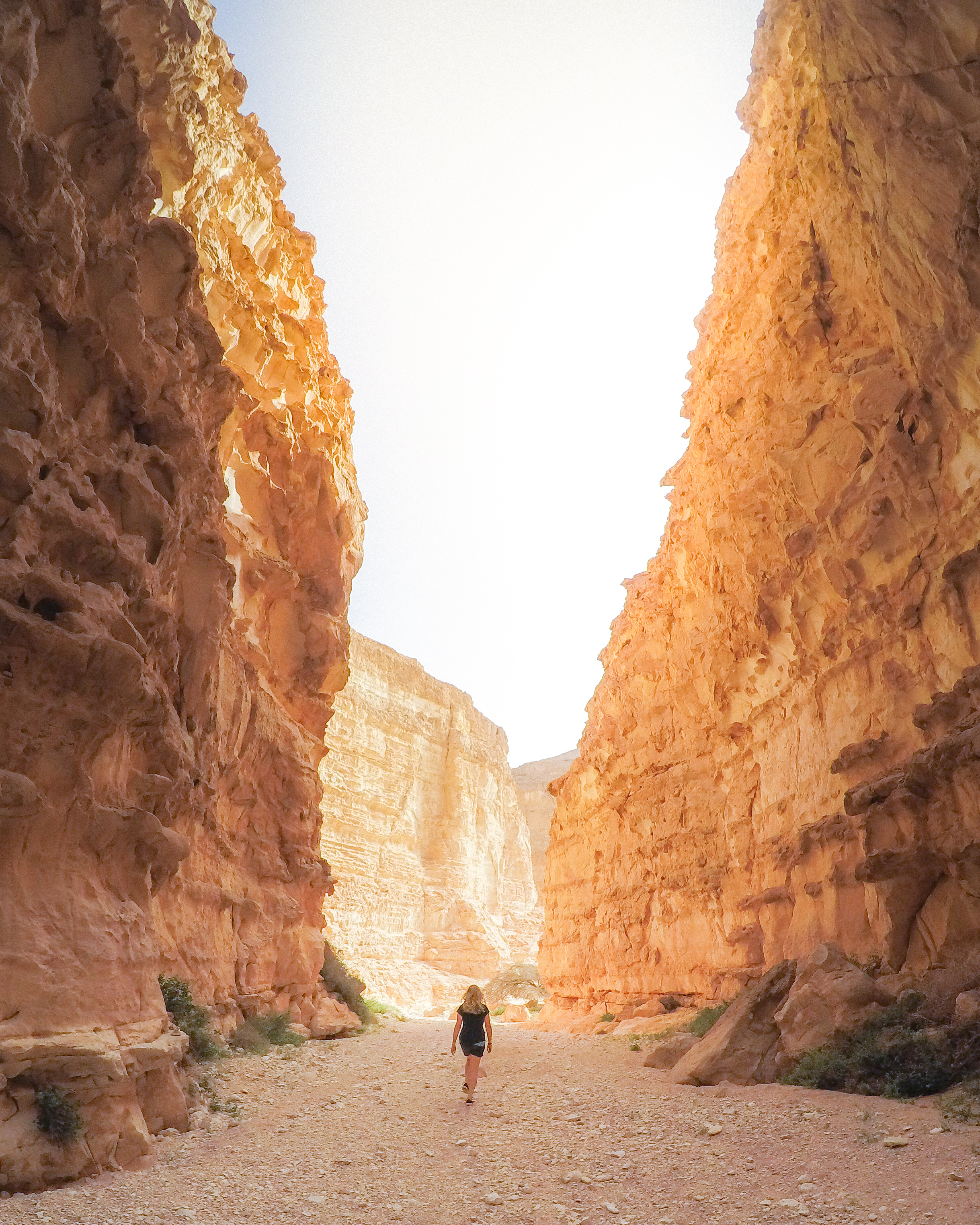 Best things to do in the Negev Desert - Wadi Baraq