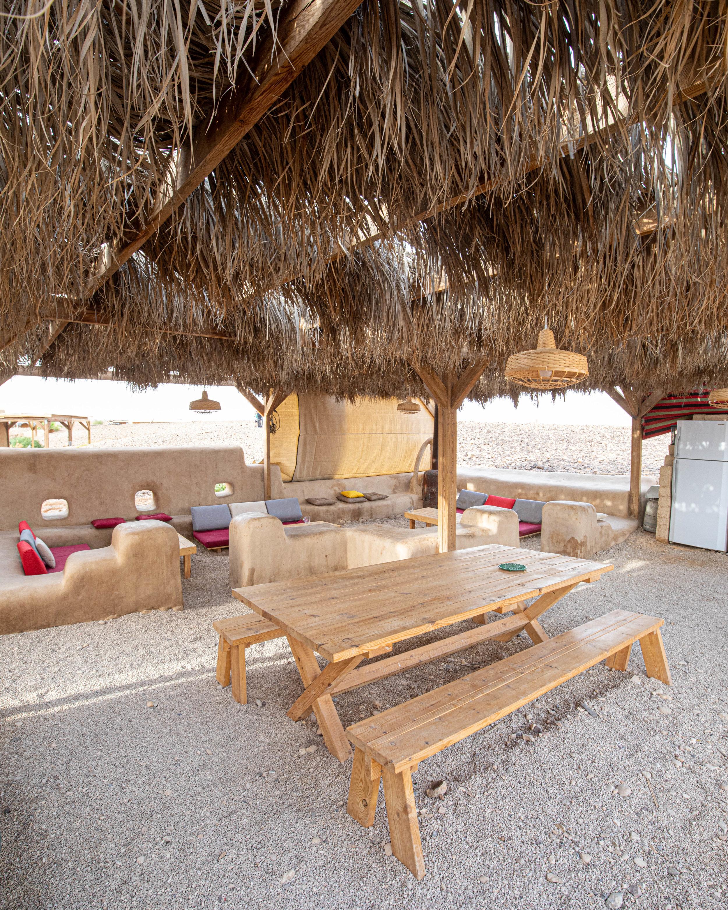 Desert Days in the Negev Desert
