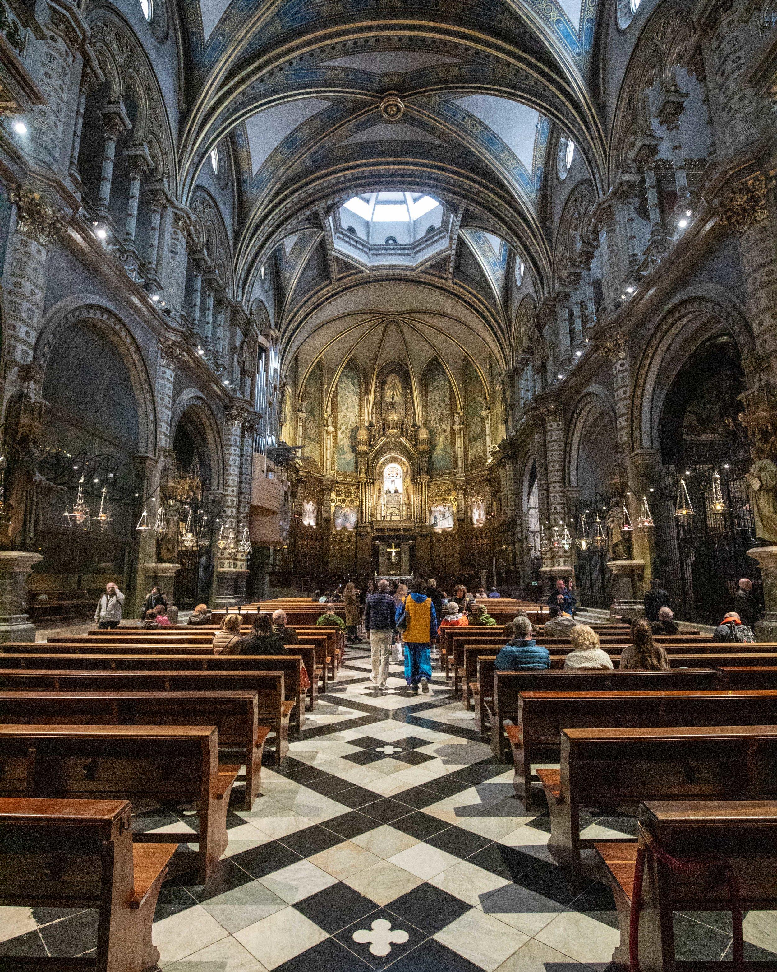 Monastir de san benet de montserrat