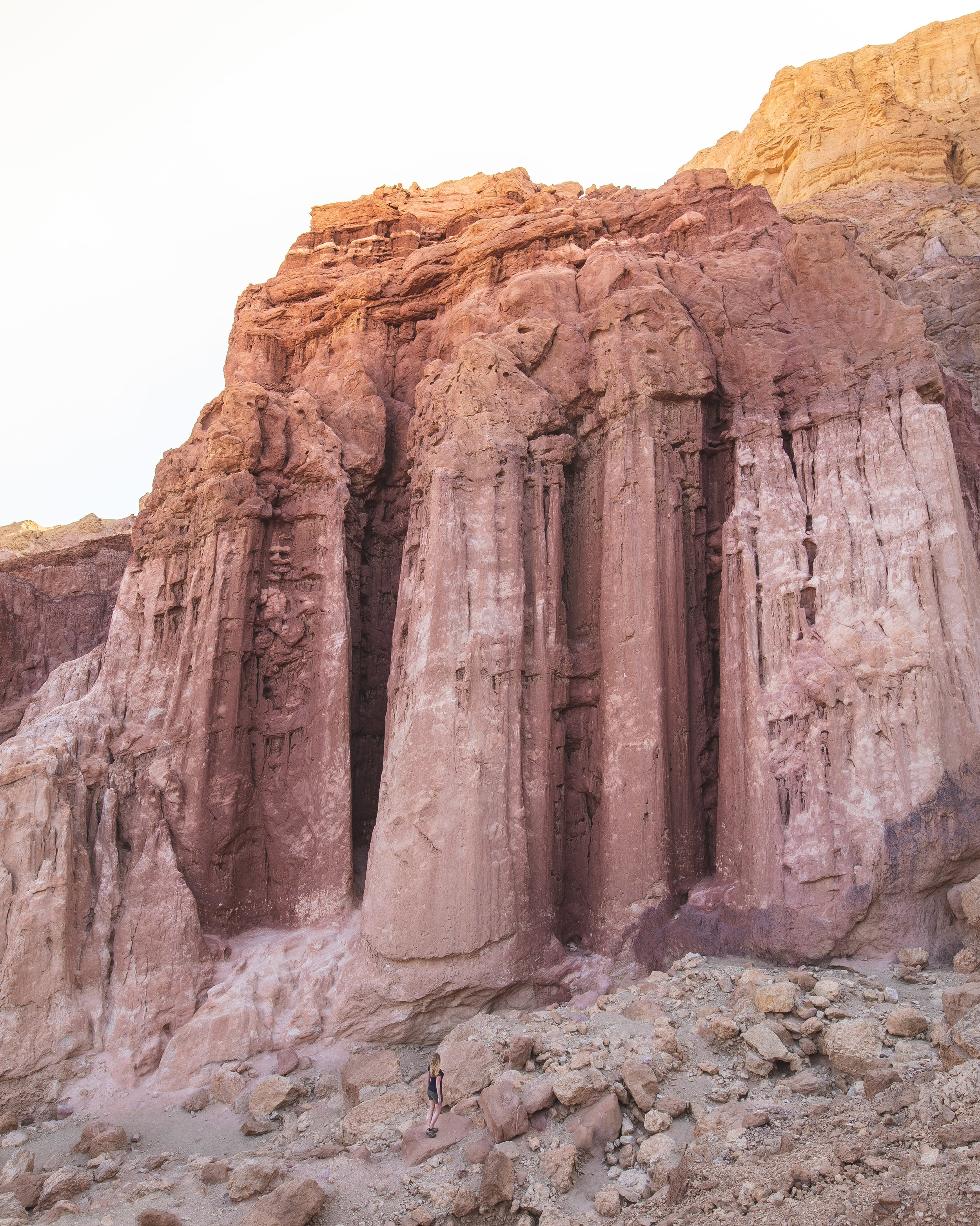 Amram Pillars in Israel