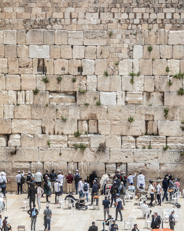 Places to visit - Western Wall