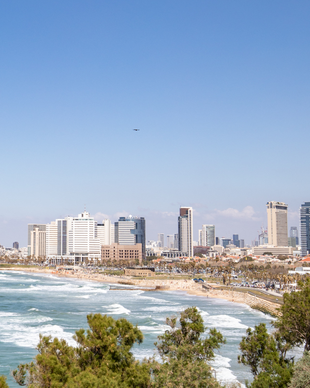 Tel Aviv beaches - things to do in Israel