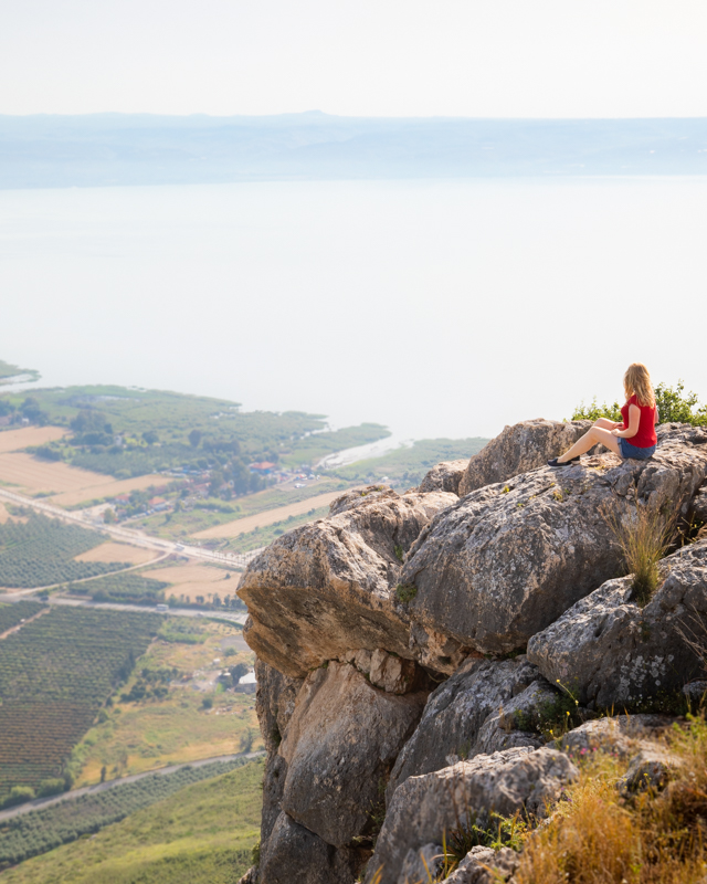 Places to visit in Israel - Mount Arbel