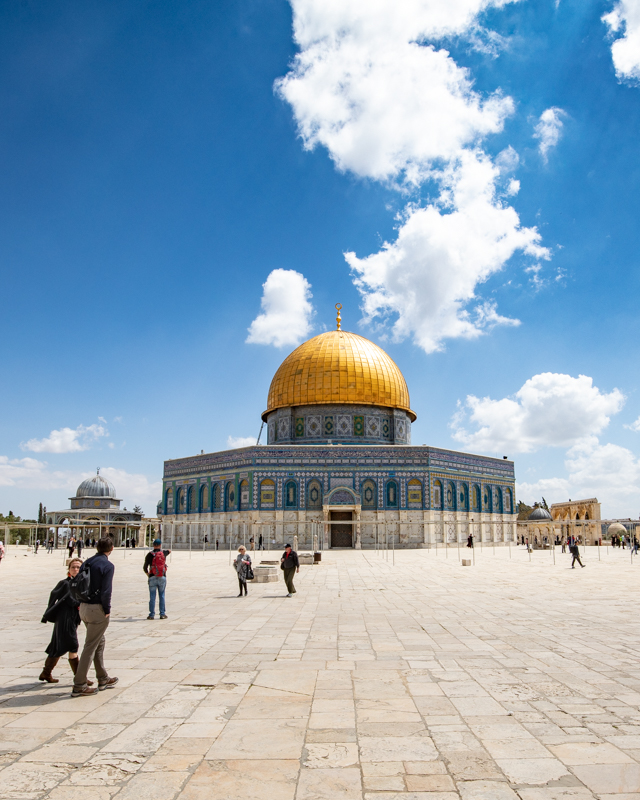 The top places you have to visit in Israel