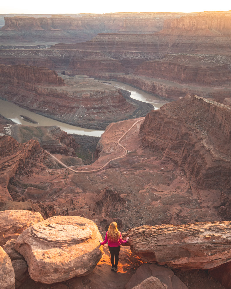 Instagrammable places in the Southwest - Dead Horse Point