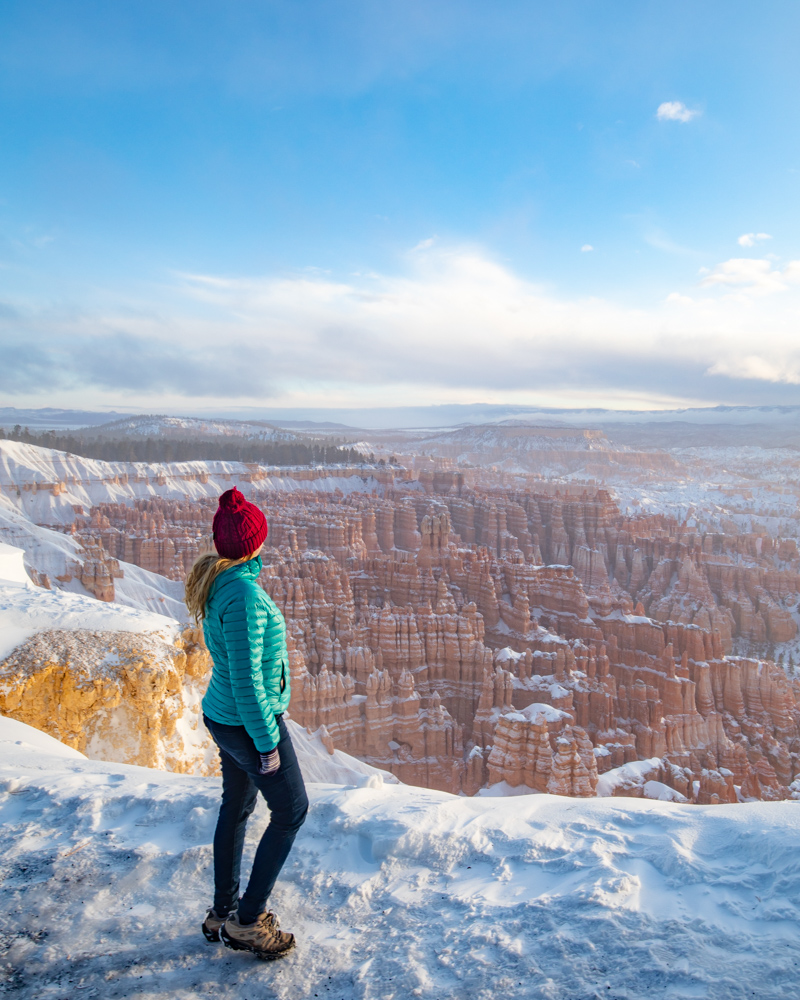 Instagram worthy places in the southwest - Bryce Canyon