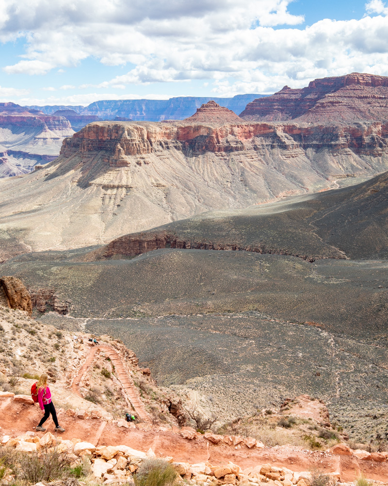 South Kaibab Hike - Instagrammable southwest