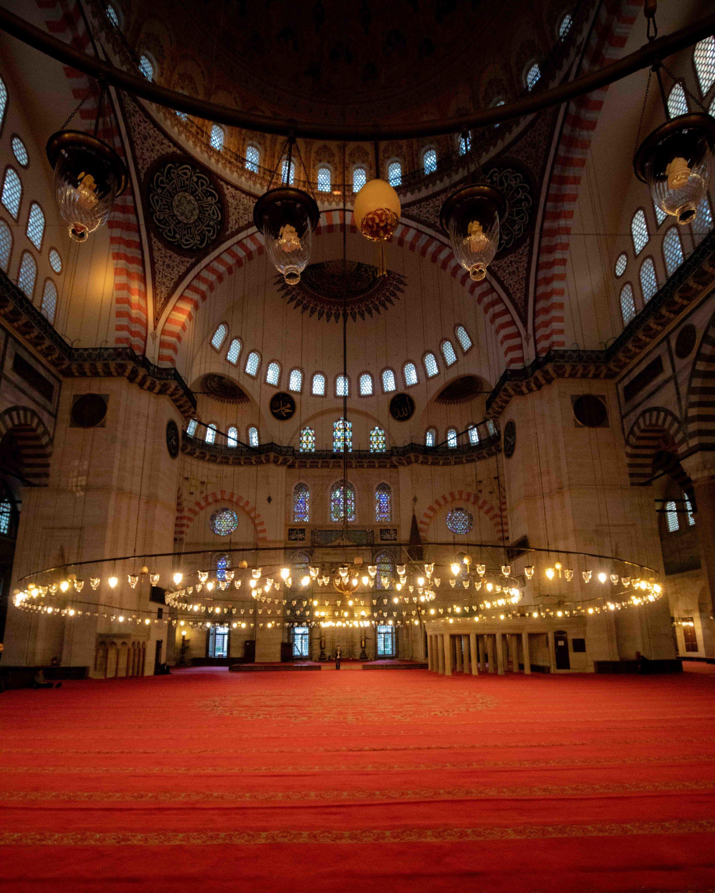 Turkey in Ramadan - Suleymaniye Mosque