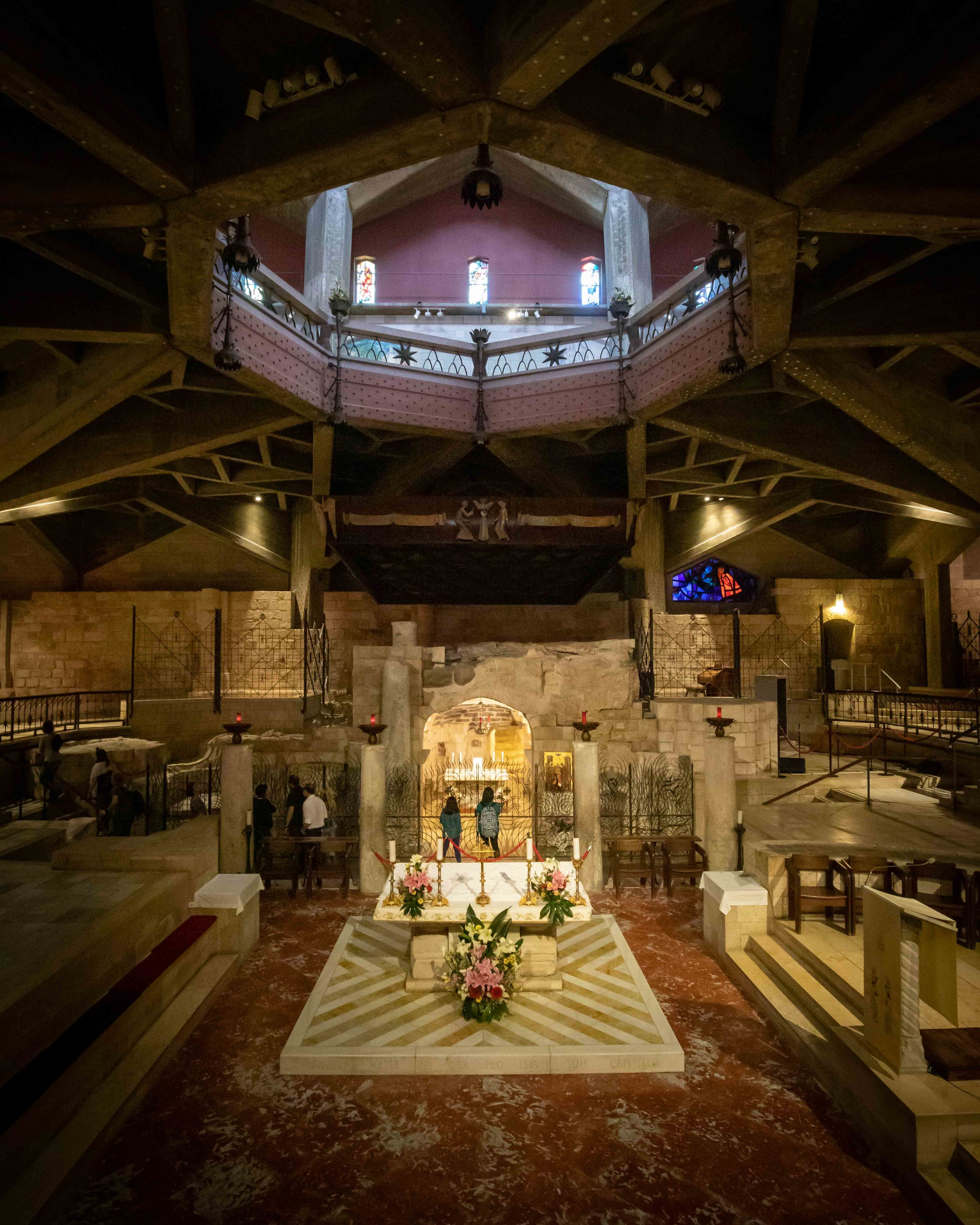 Places to visit in Israel - Church of Annunciation in Nazareth