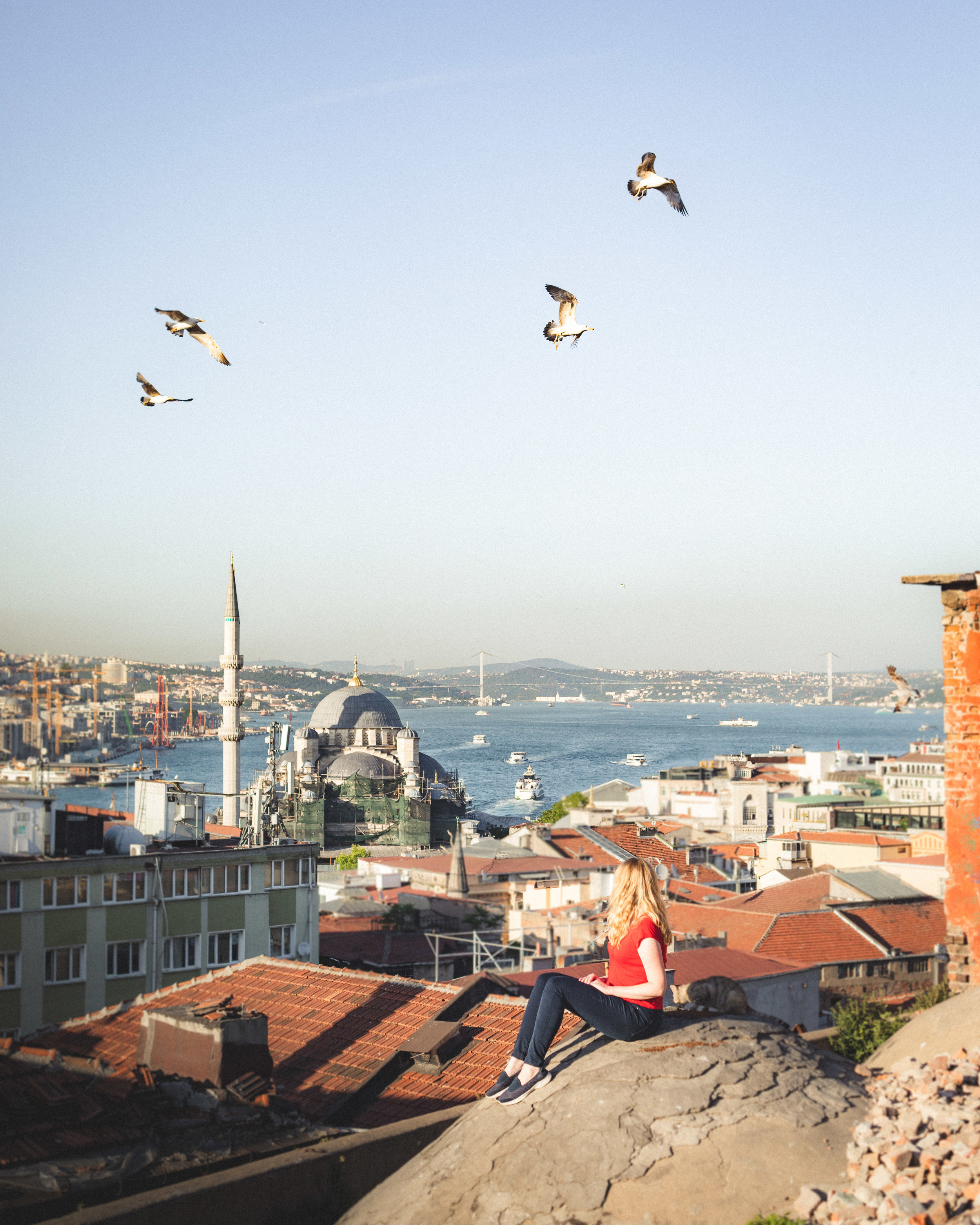 Best things to do in Istanbul - Epic views at Kube