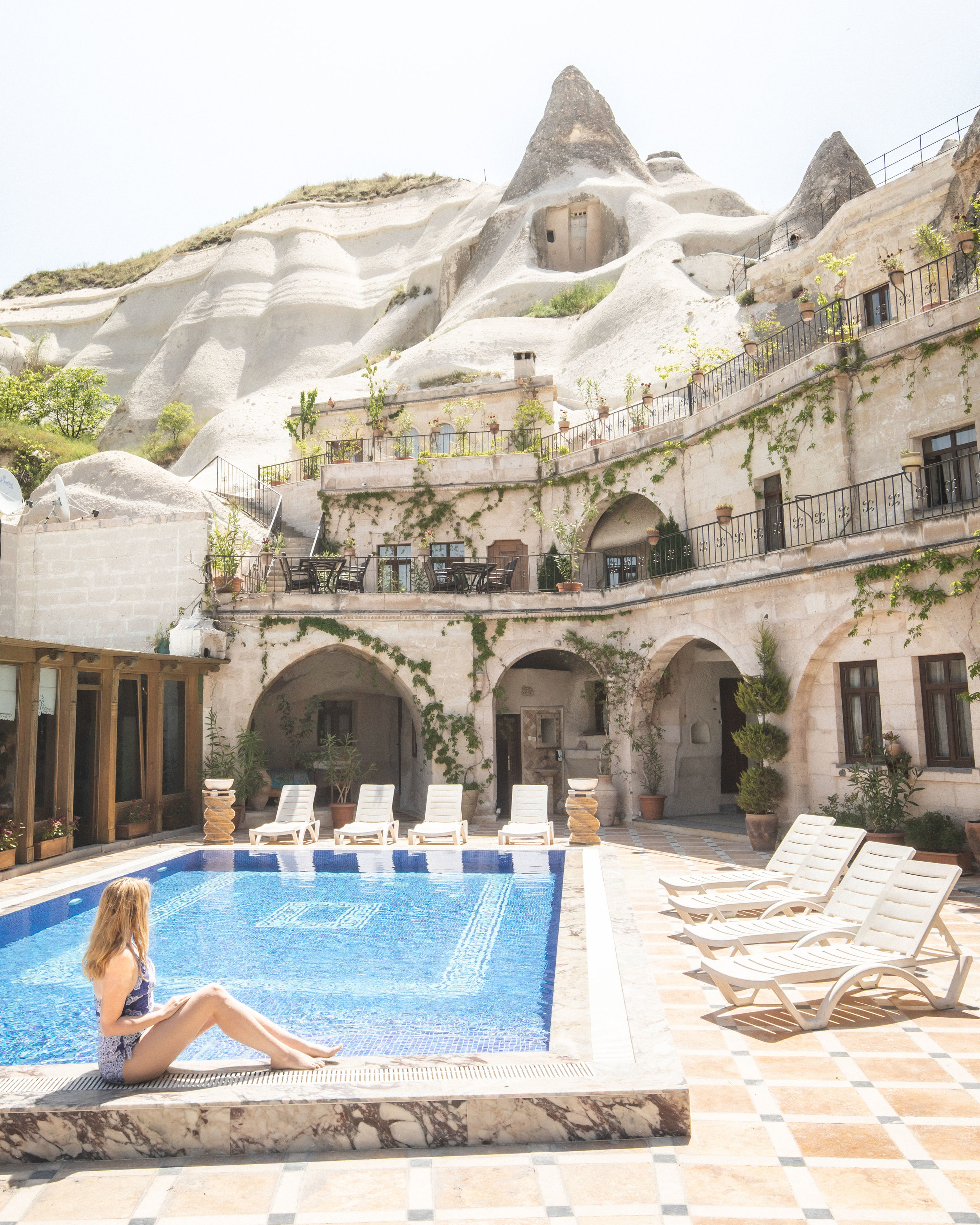 Local Cave House - Where to stay in Cappadocia