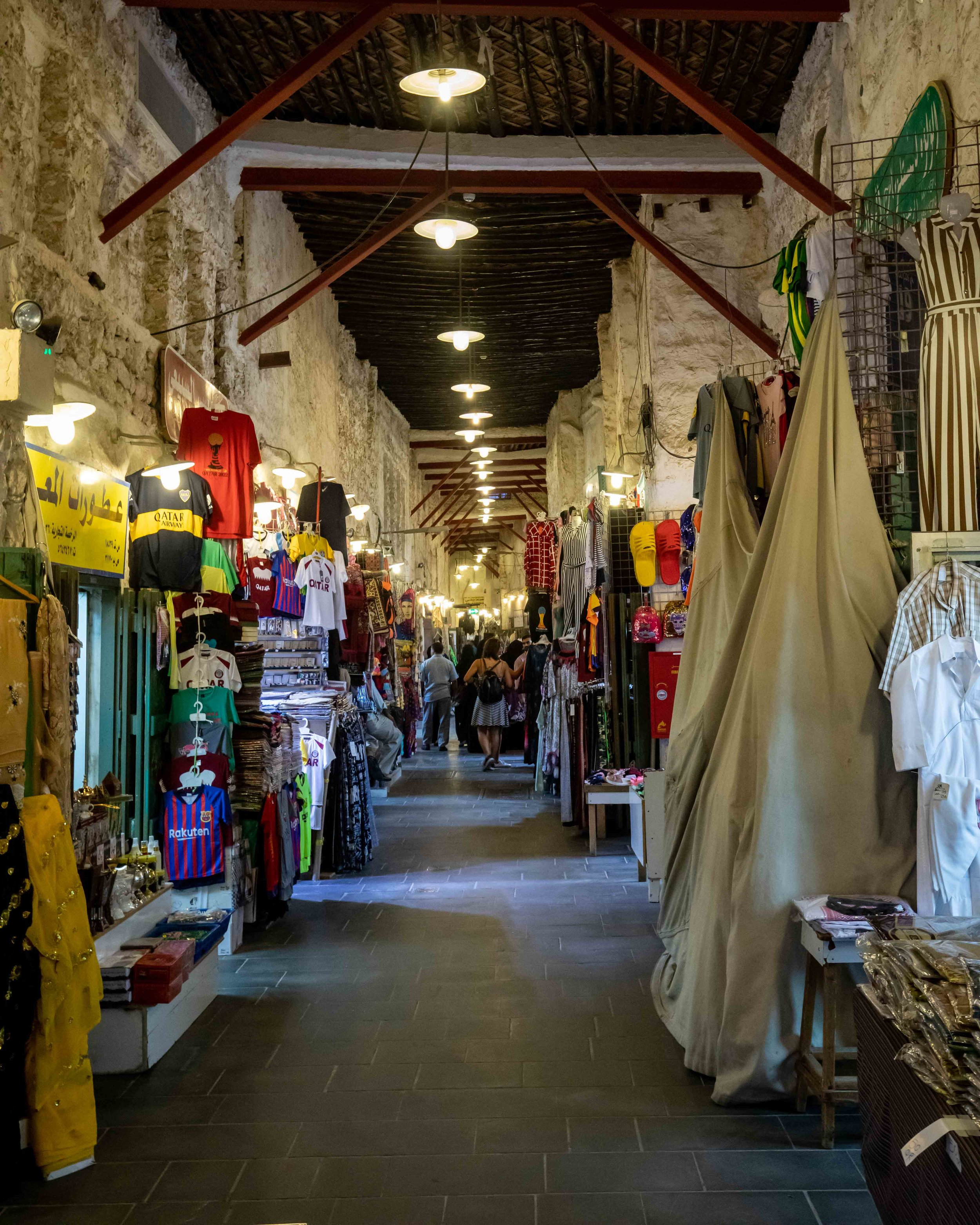 Souq Waqif - best things to do in Qatar