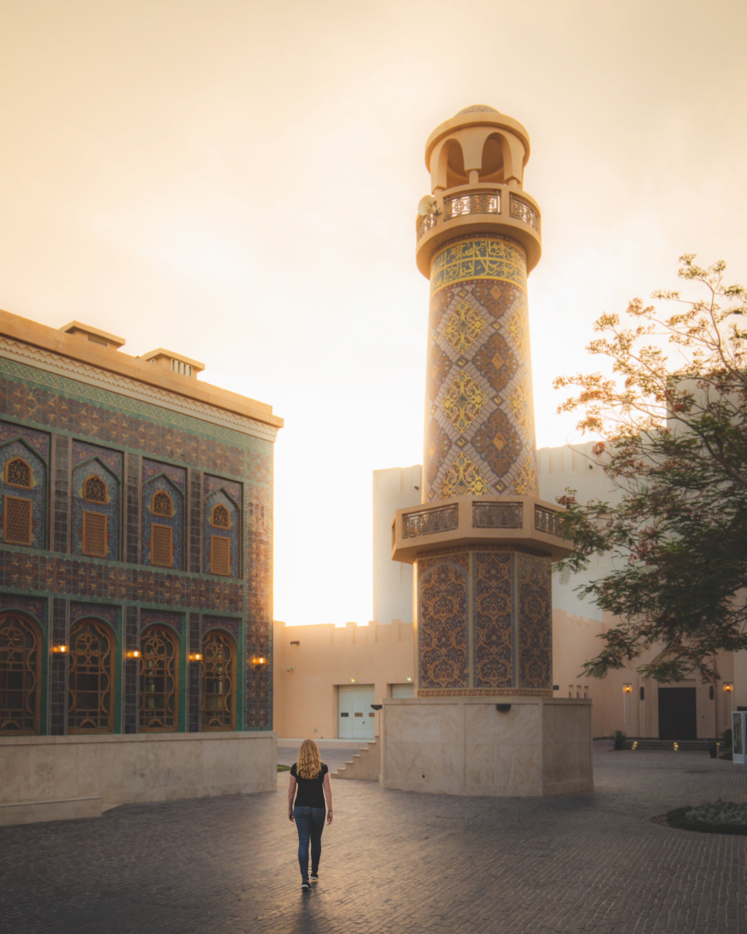 Katari Mosque - Things to see in Doha