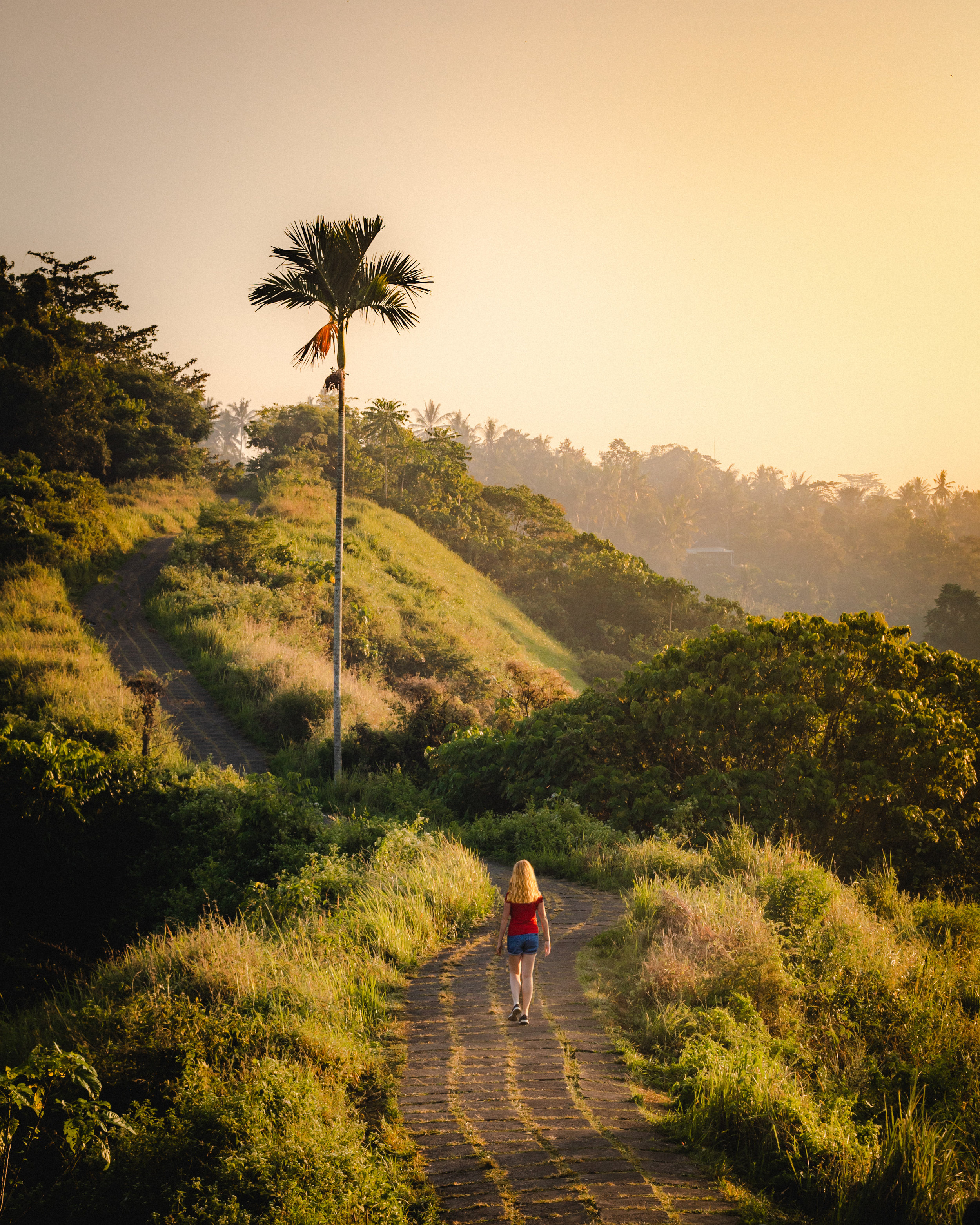 Campuhan Ridge - Instagrammable places in Bali