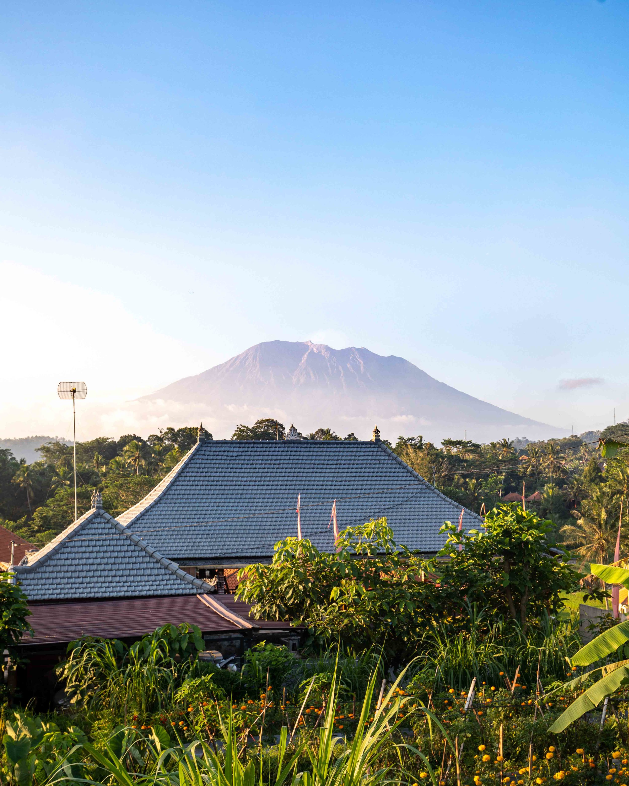 Mt Agung Sunrise views - things to do in Sidemen