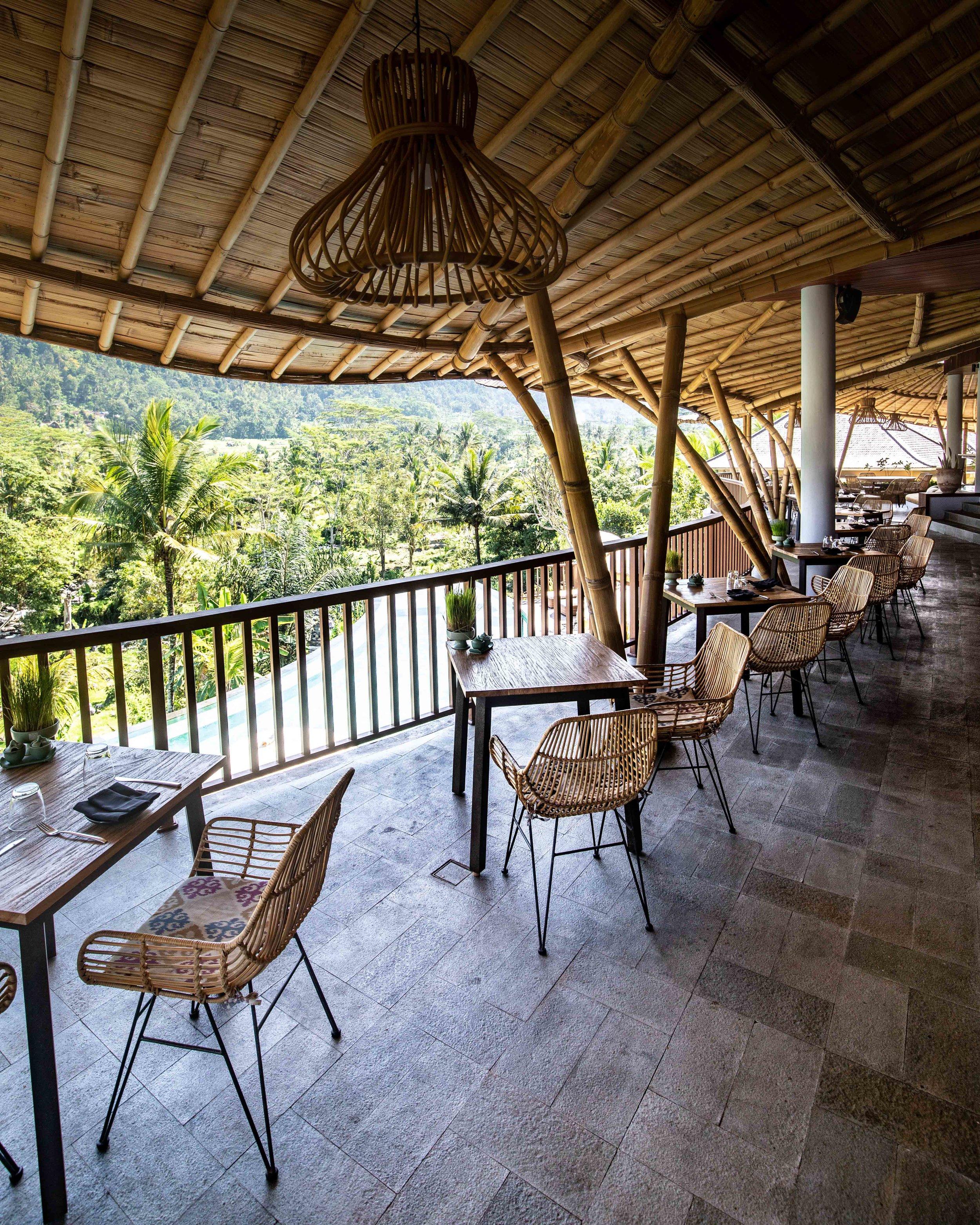 Stunning views in Sidemen Bali