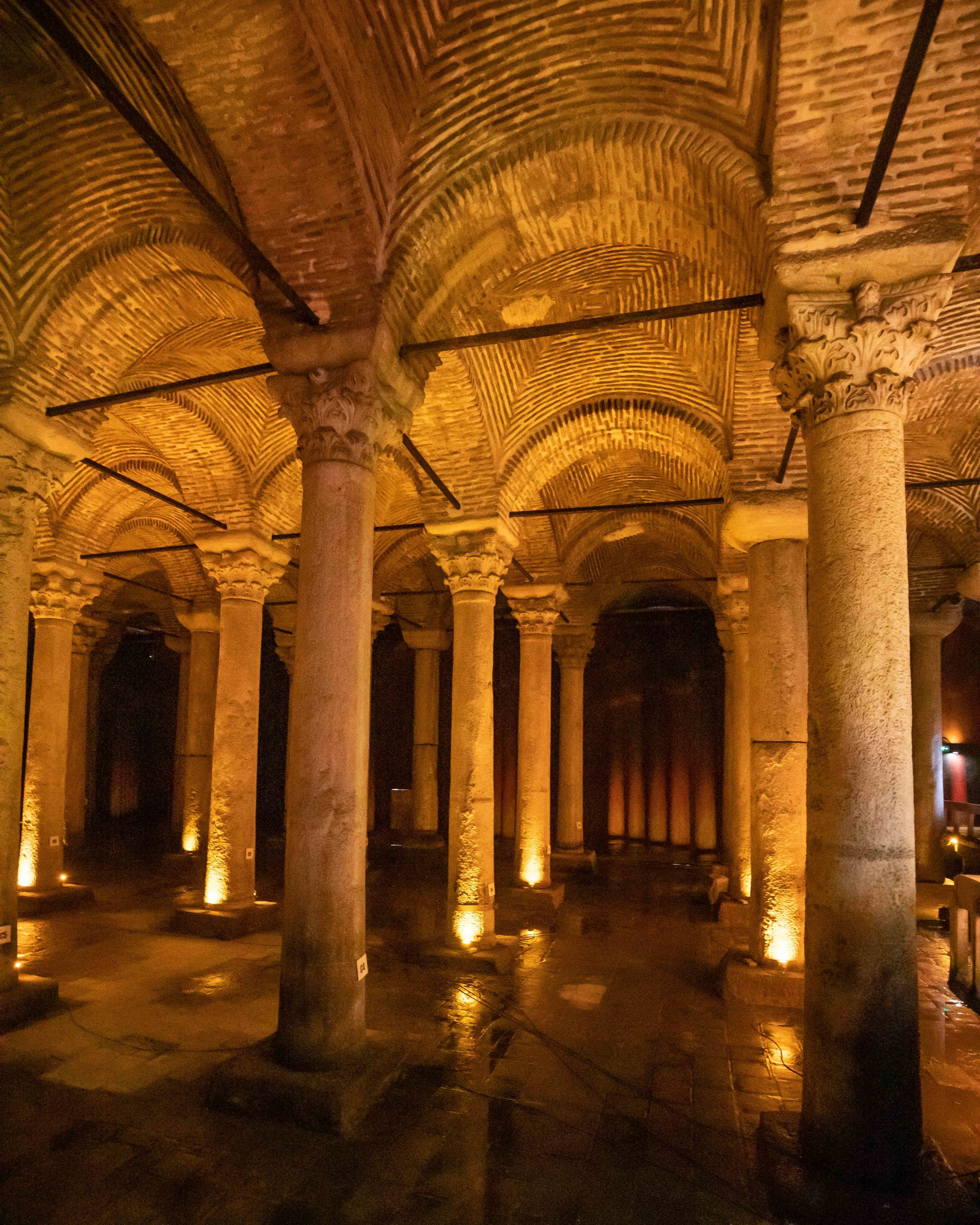Basilica Cistern - Things to do in Istanbul