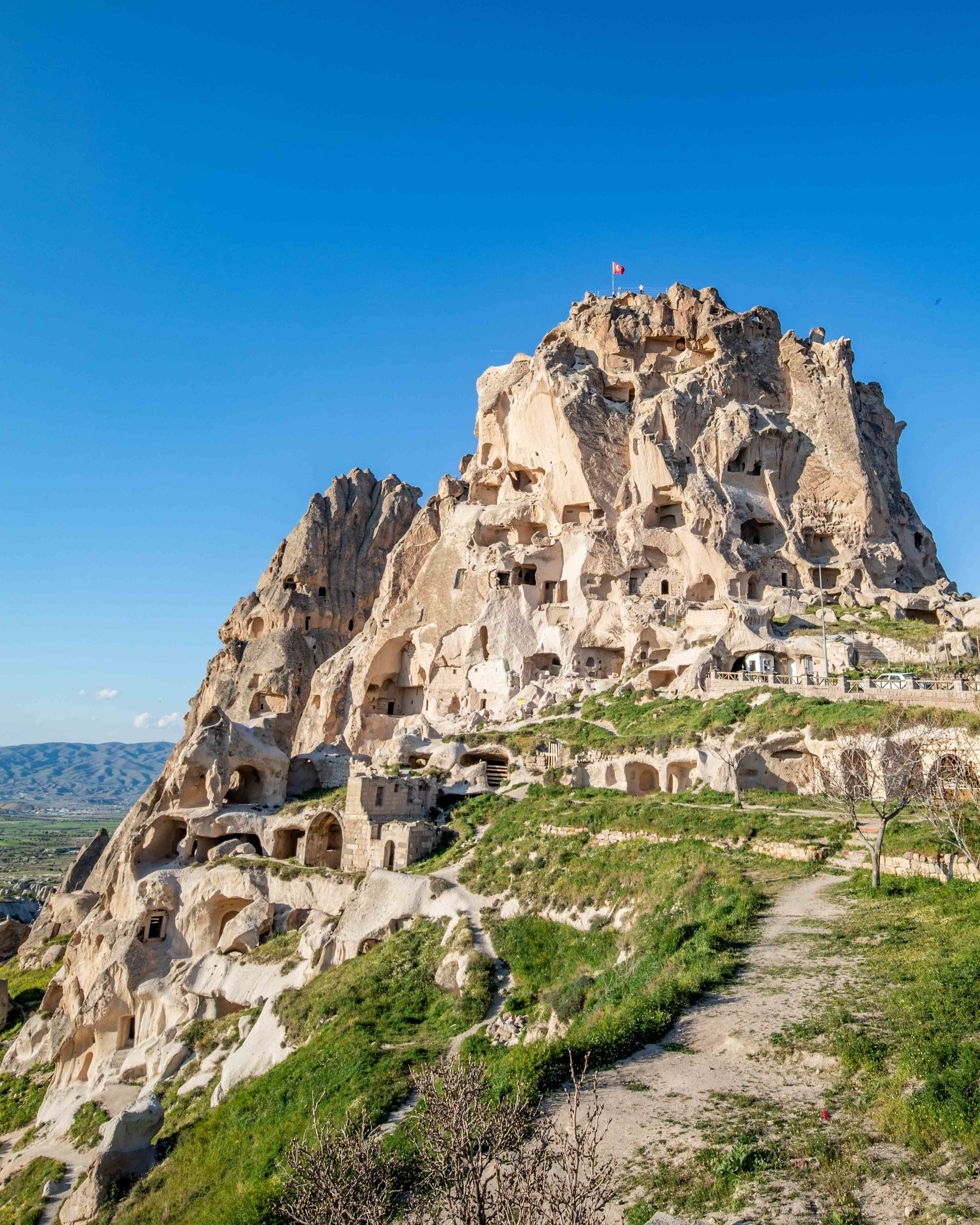 Where to stay in Cappadocia - Uchisar