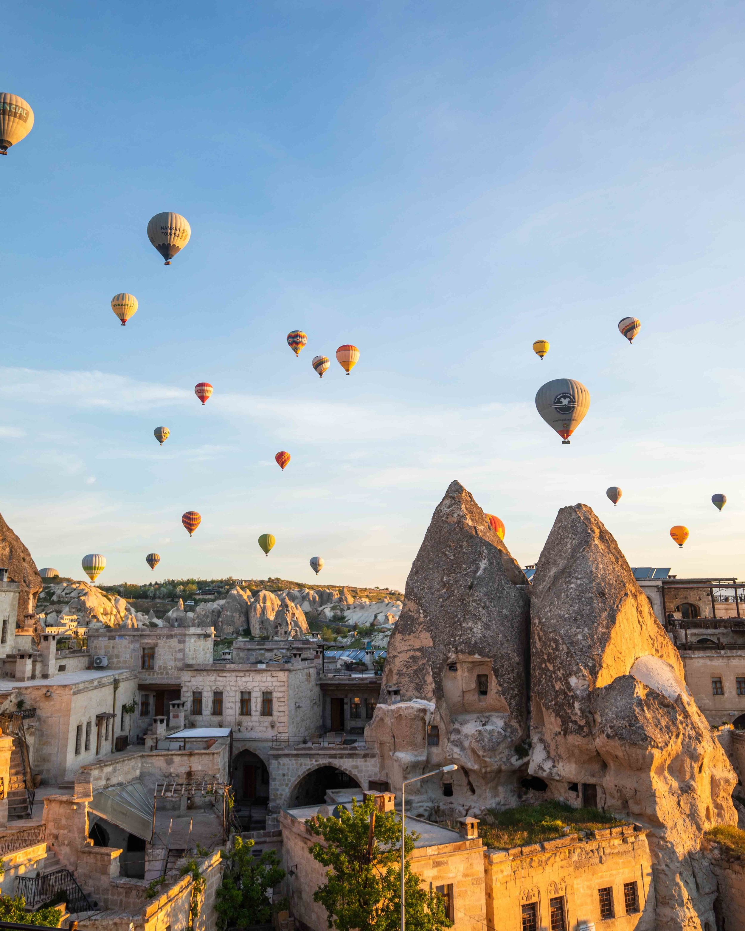 Cappadocia Cave Houses - Goreme