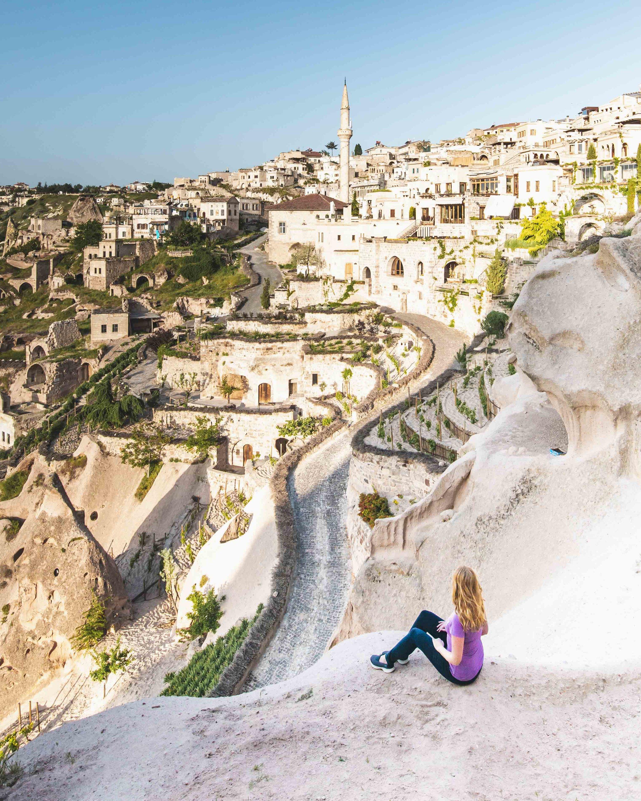 Where to stay in Uchisar - Cappadocia