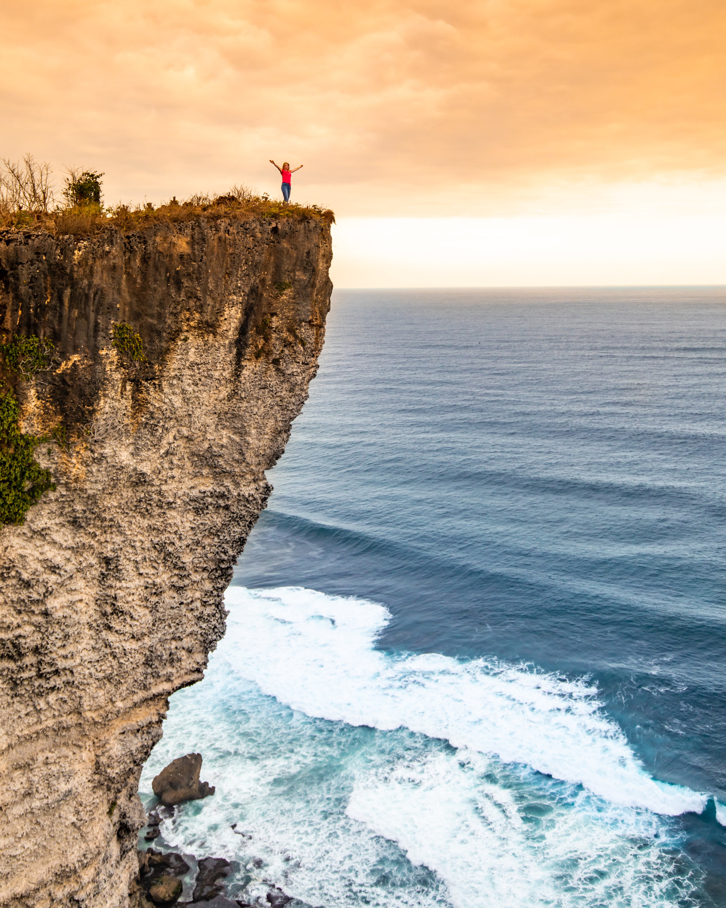 Karang Boma Cliff - Photogenic places in Bali
