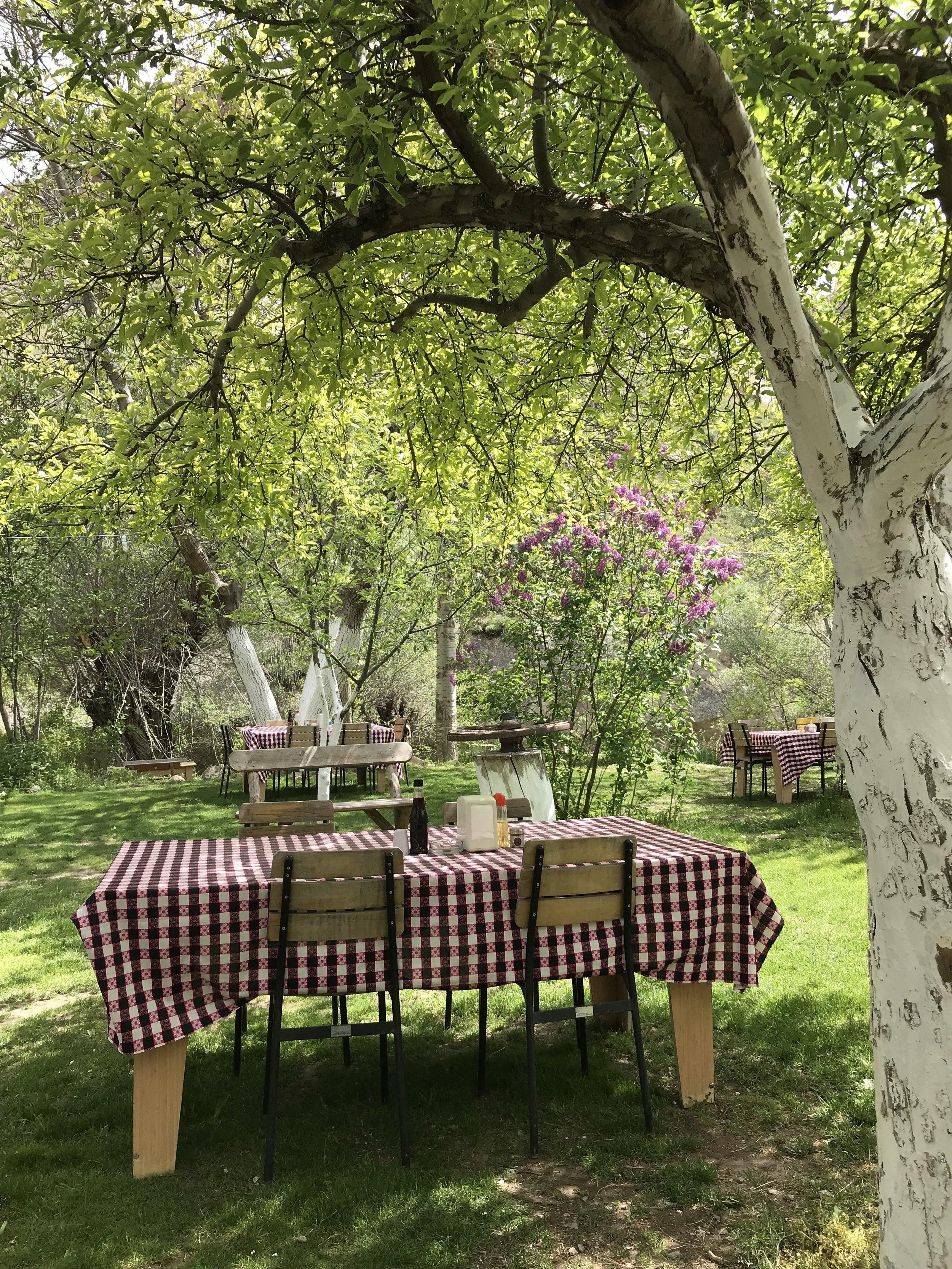 Apple Tree Garden - Sognali valley in Cappadocia