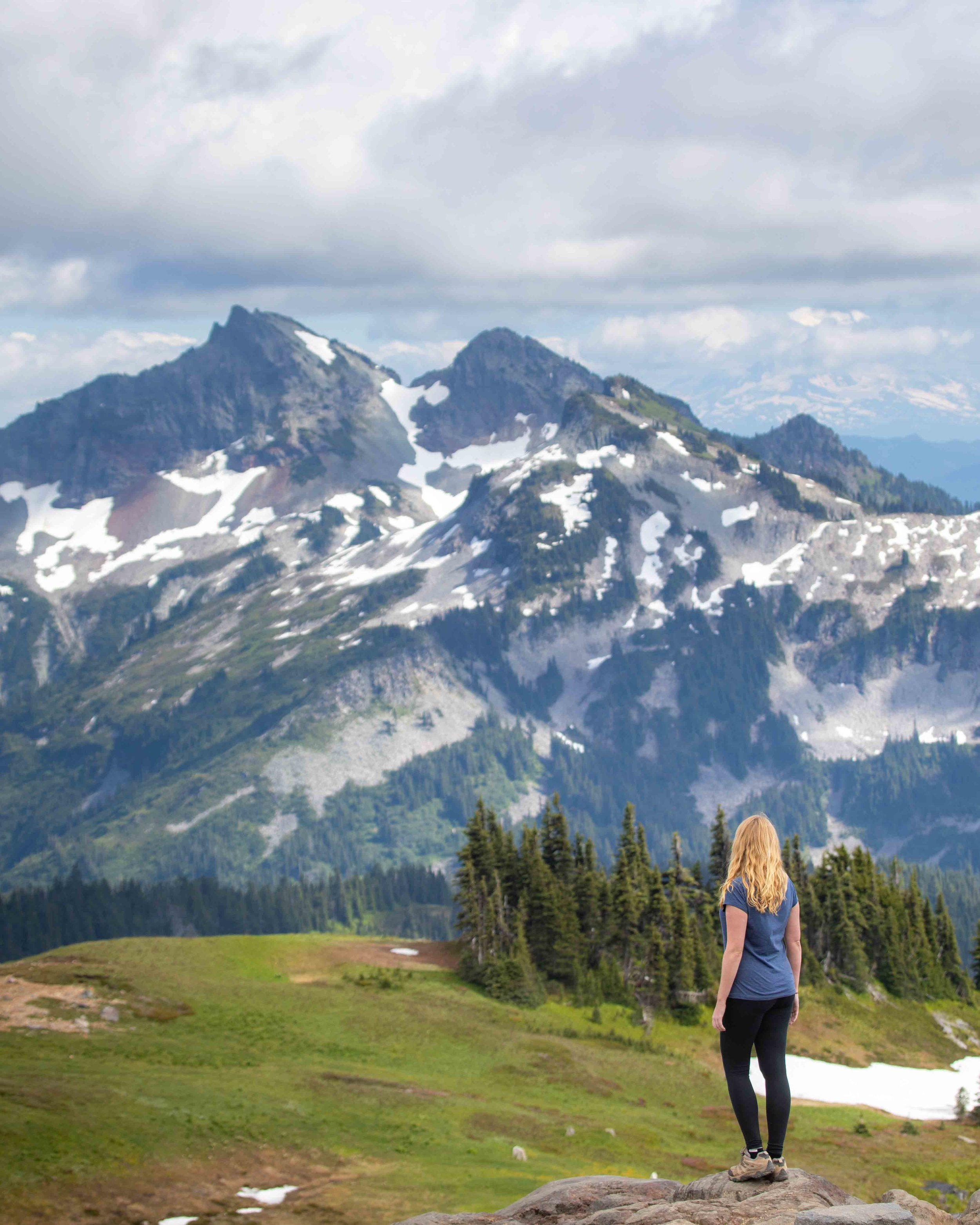 Mount Rainier Hikes
