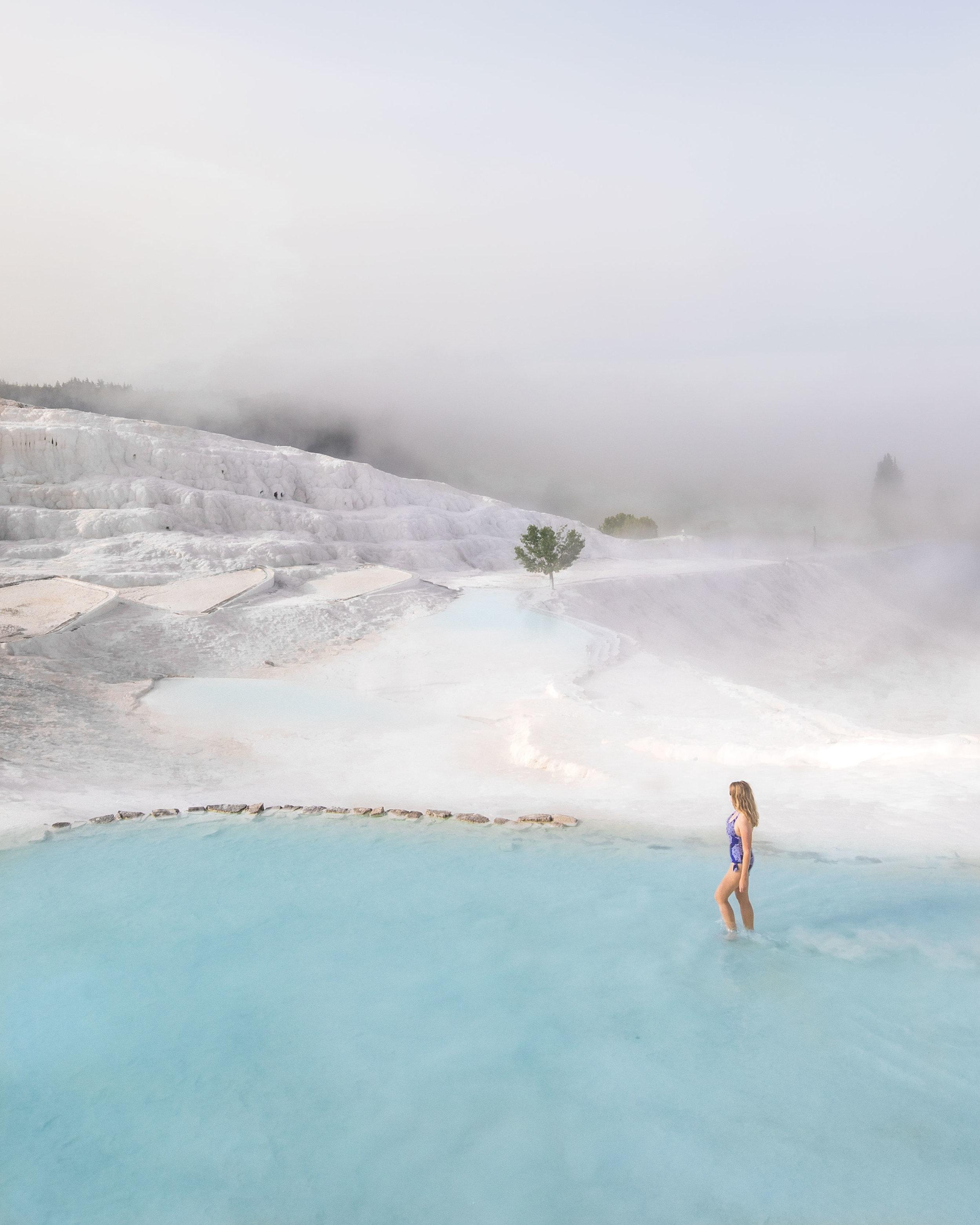 Pamukkale Hot Pools