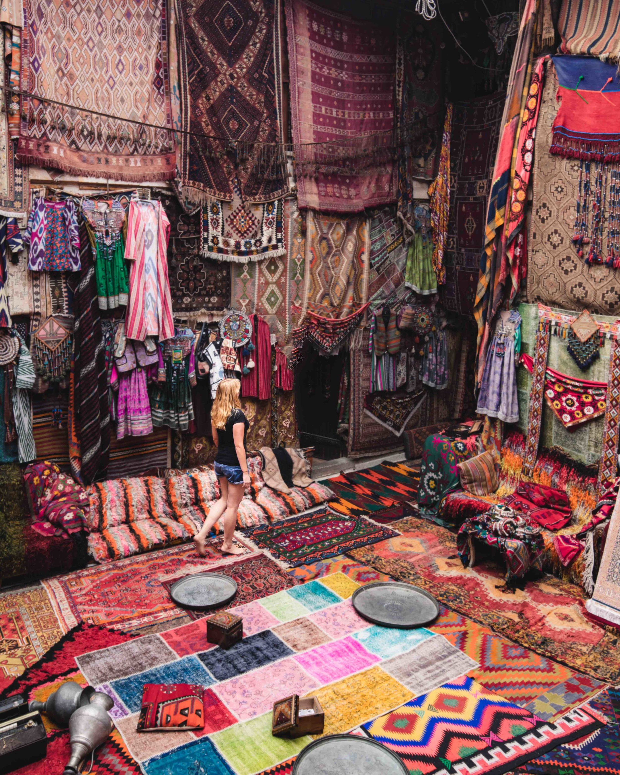 Instagrammable places in Turkey - Galeri Ikman