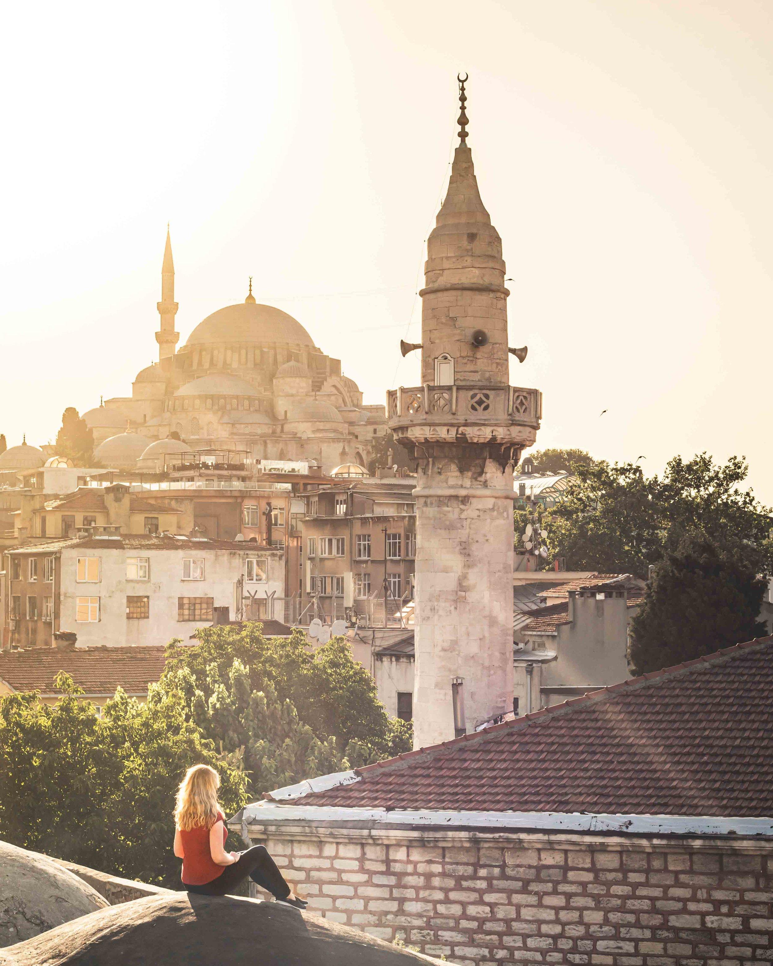 Kubbe Istanbul - Photo spots in Turkey
