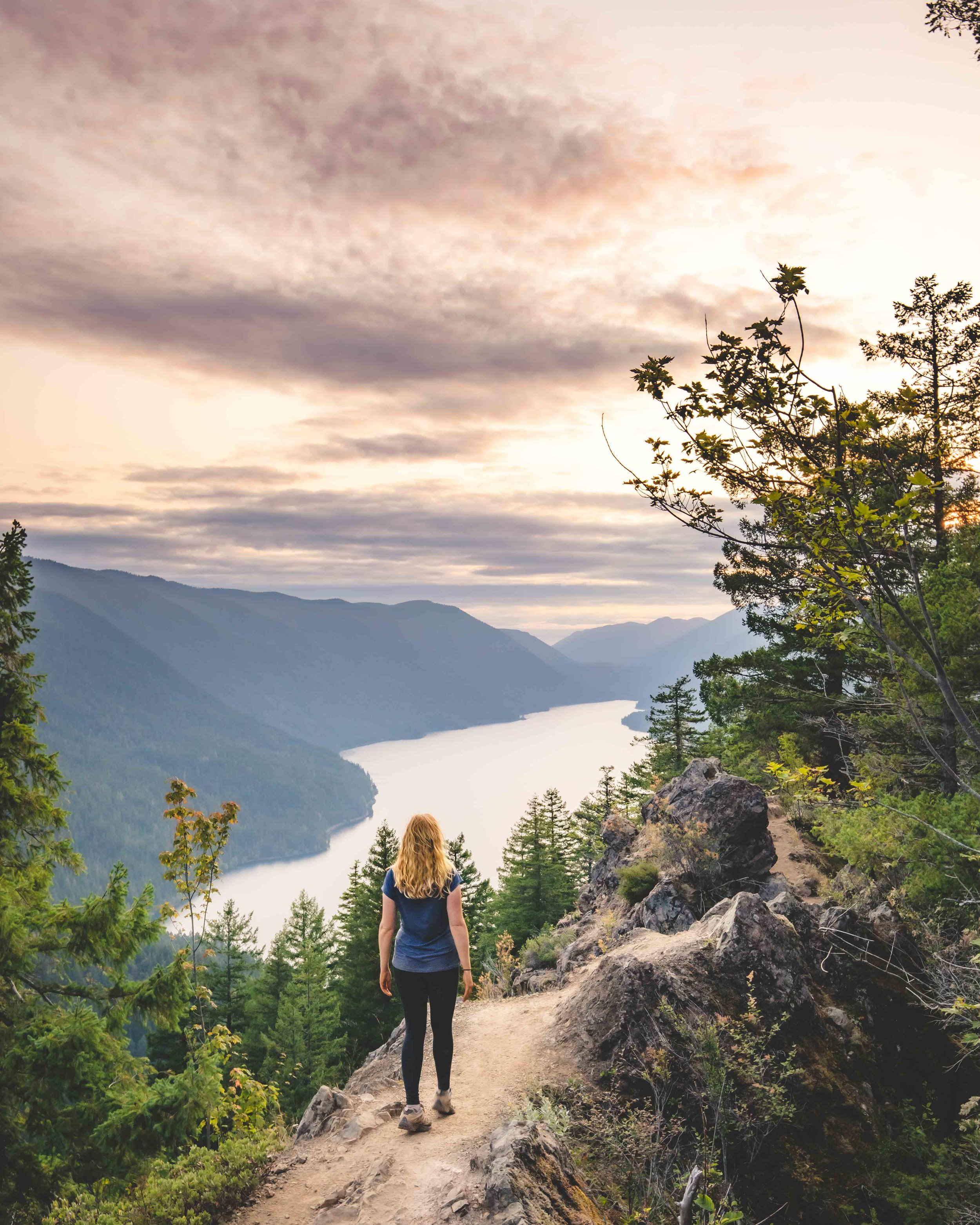 Mount Storm King - Hikes in Olympic National Park