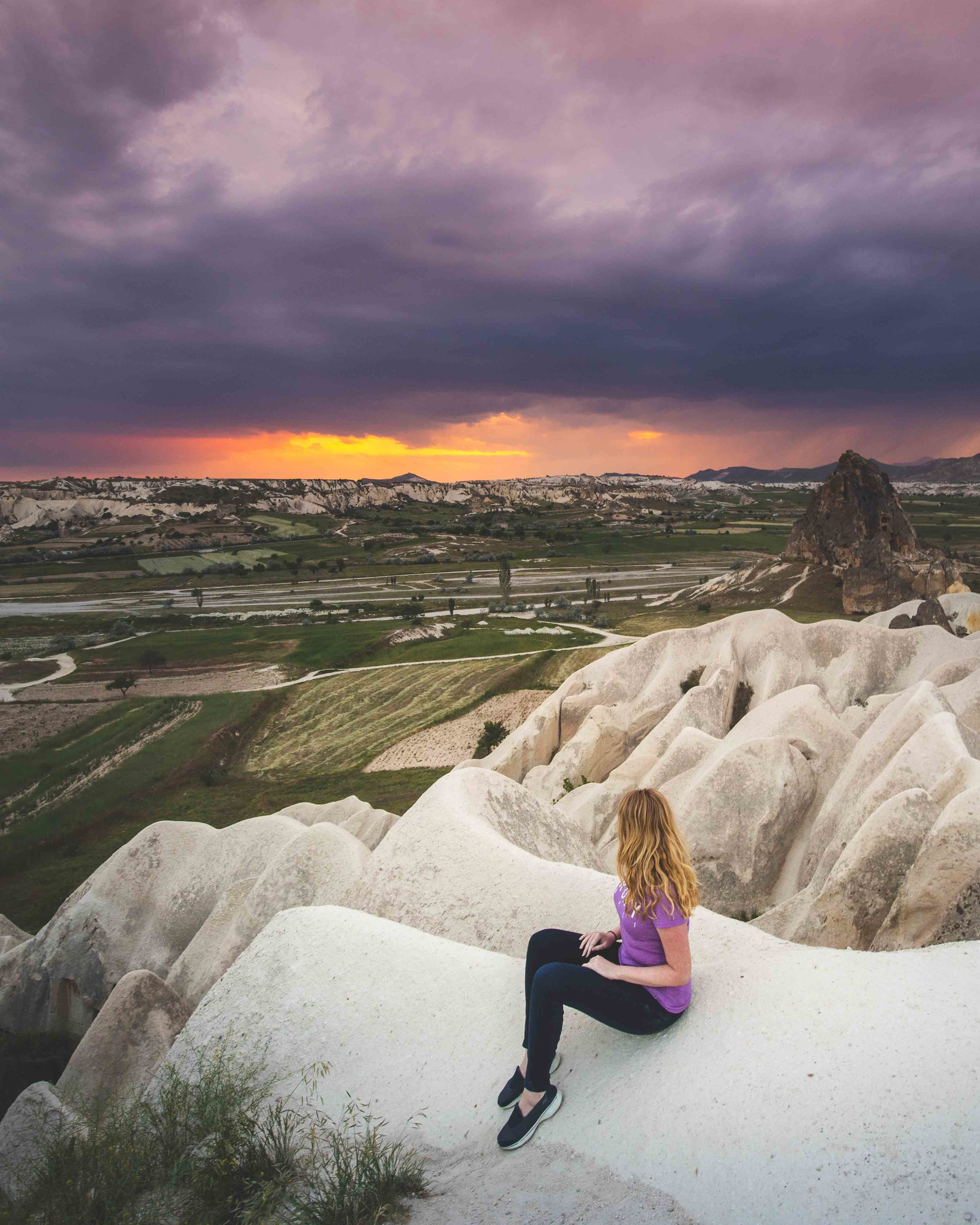 Rose Valley Lookout - Photo spots in Cappadocia